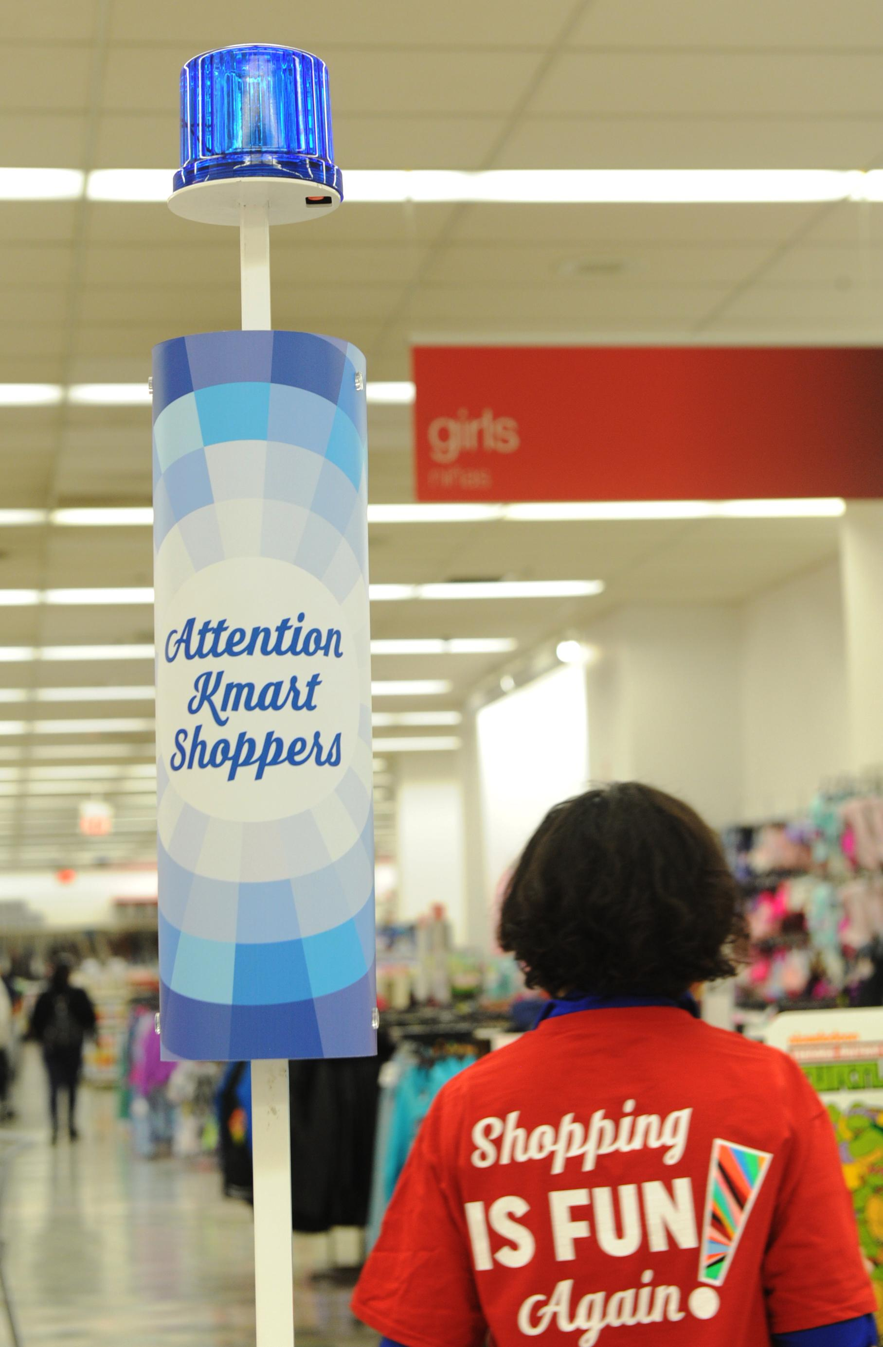 Kmart resurrects the Blue Light Special | The Spokesman-Review