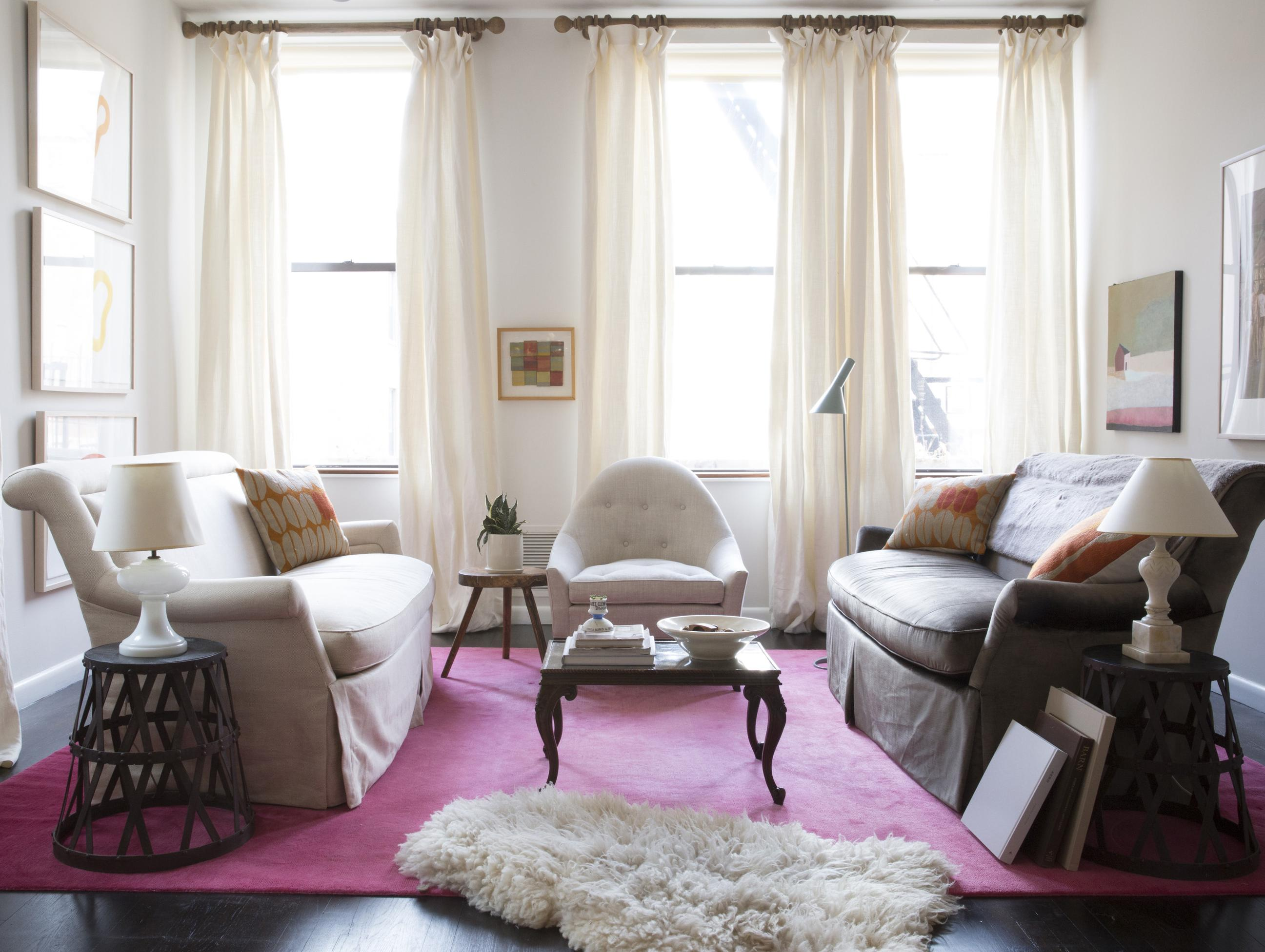 Ask a Designer Tips on making a room feel bigger