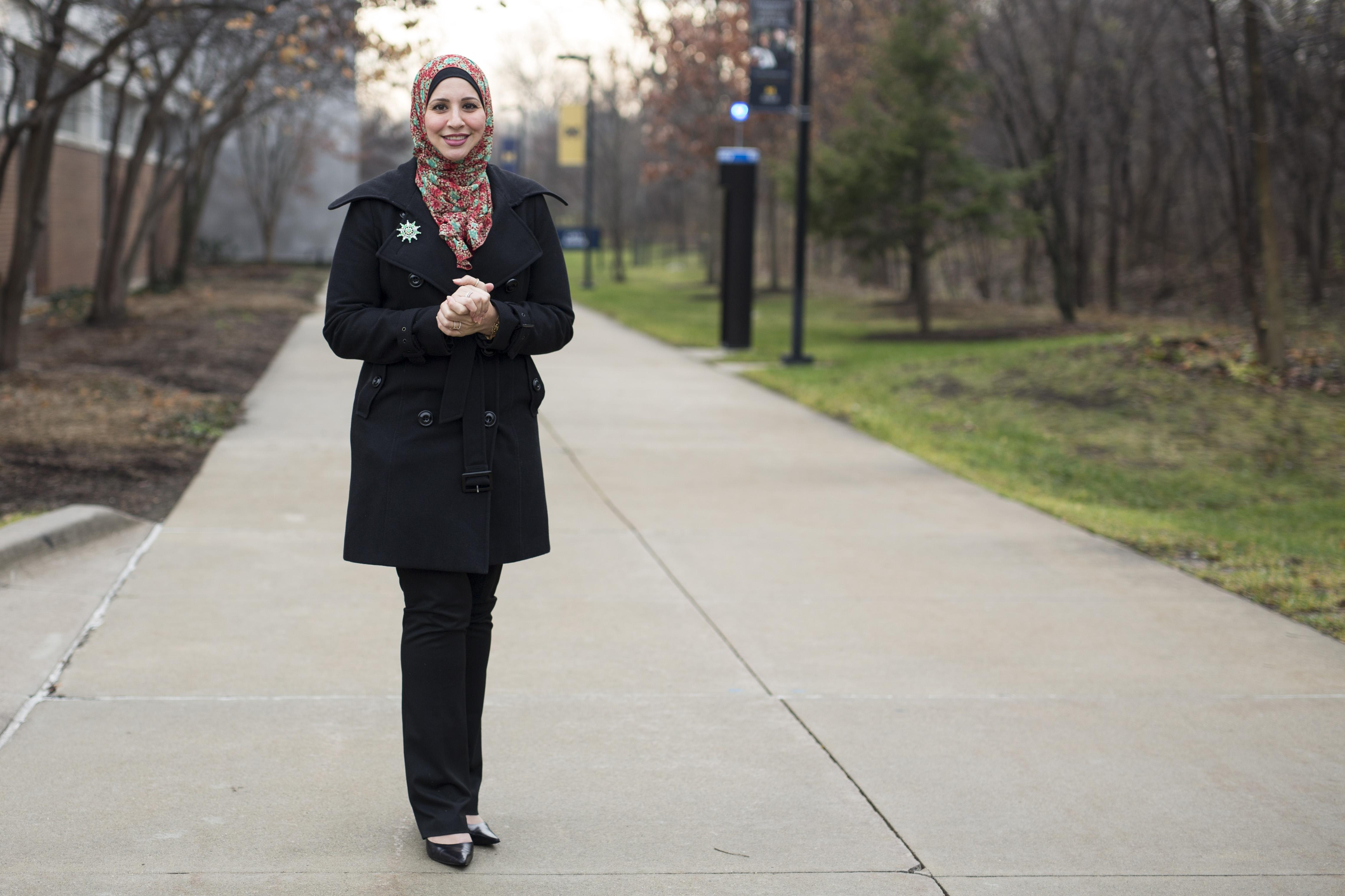 Us Muslim Women Debate Safety Of Hijab Amid Backlash The