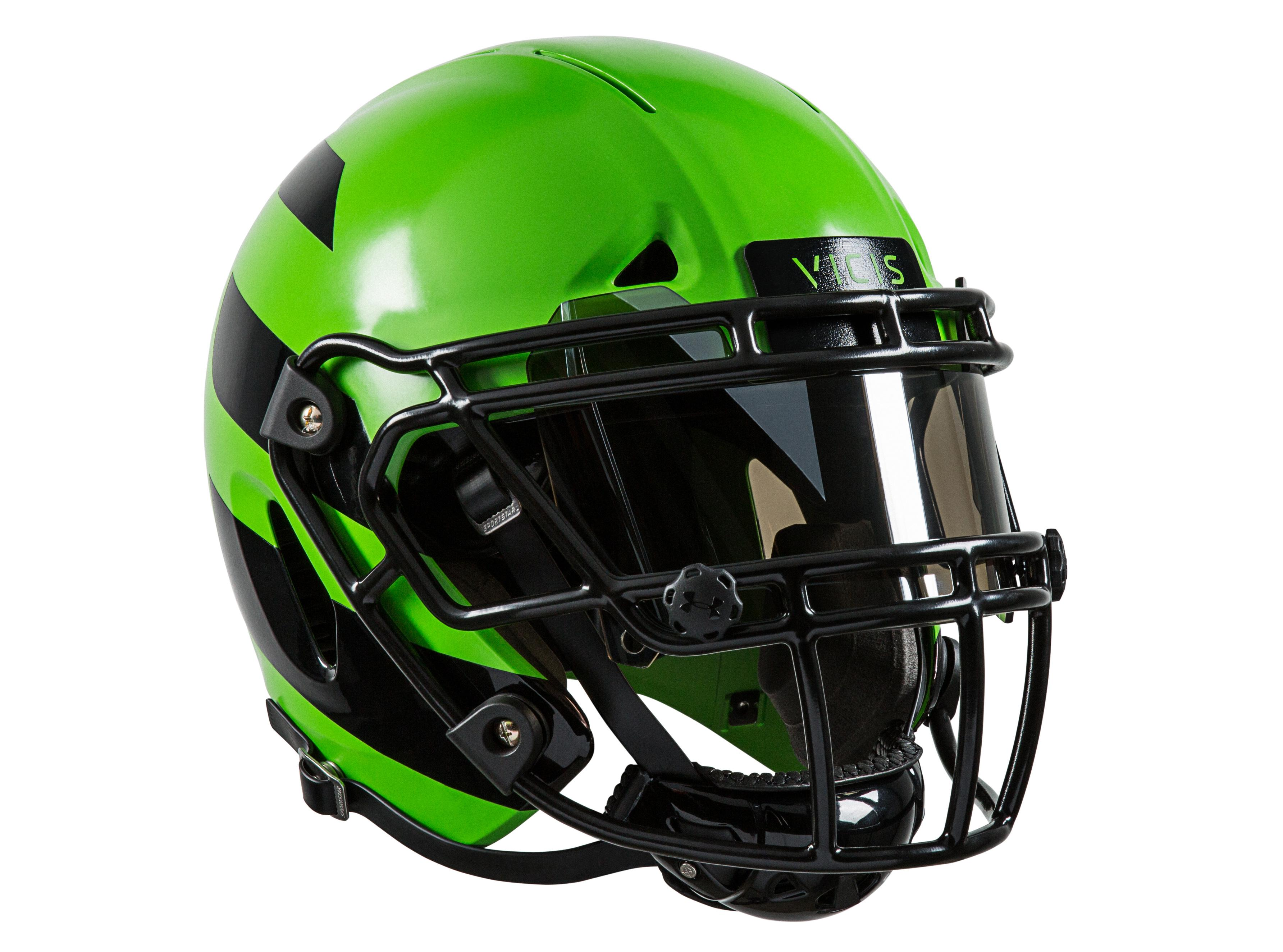 Seattle-based VICIS unveils new design for football ...