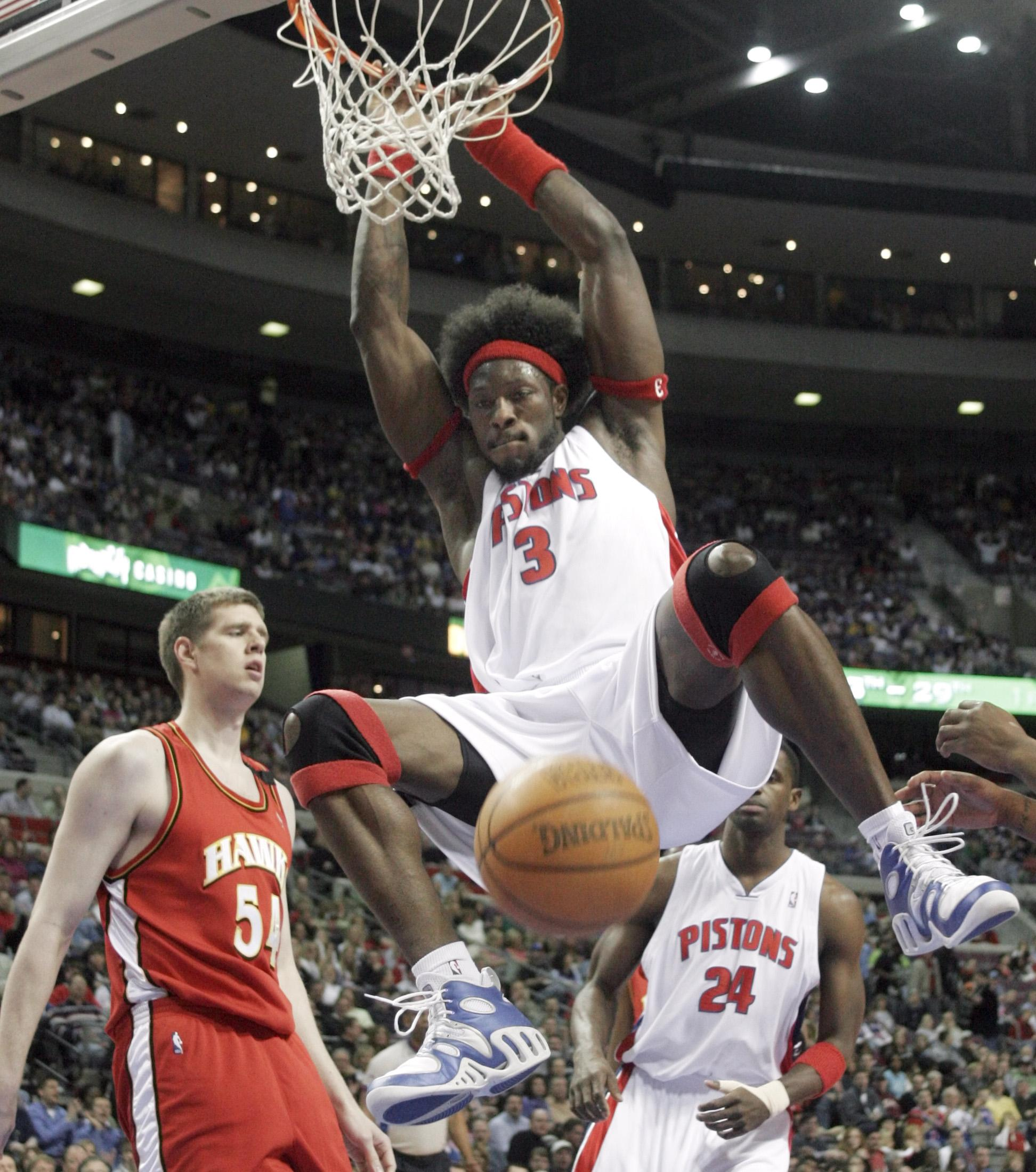 Ben Wallace looks forward to jersey retirement with Pistons