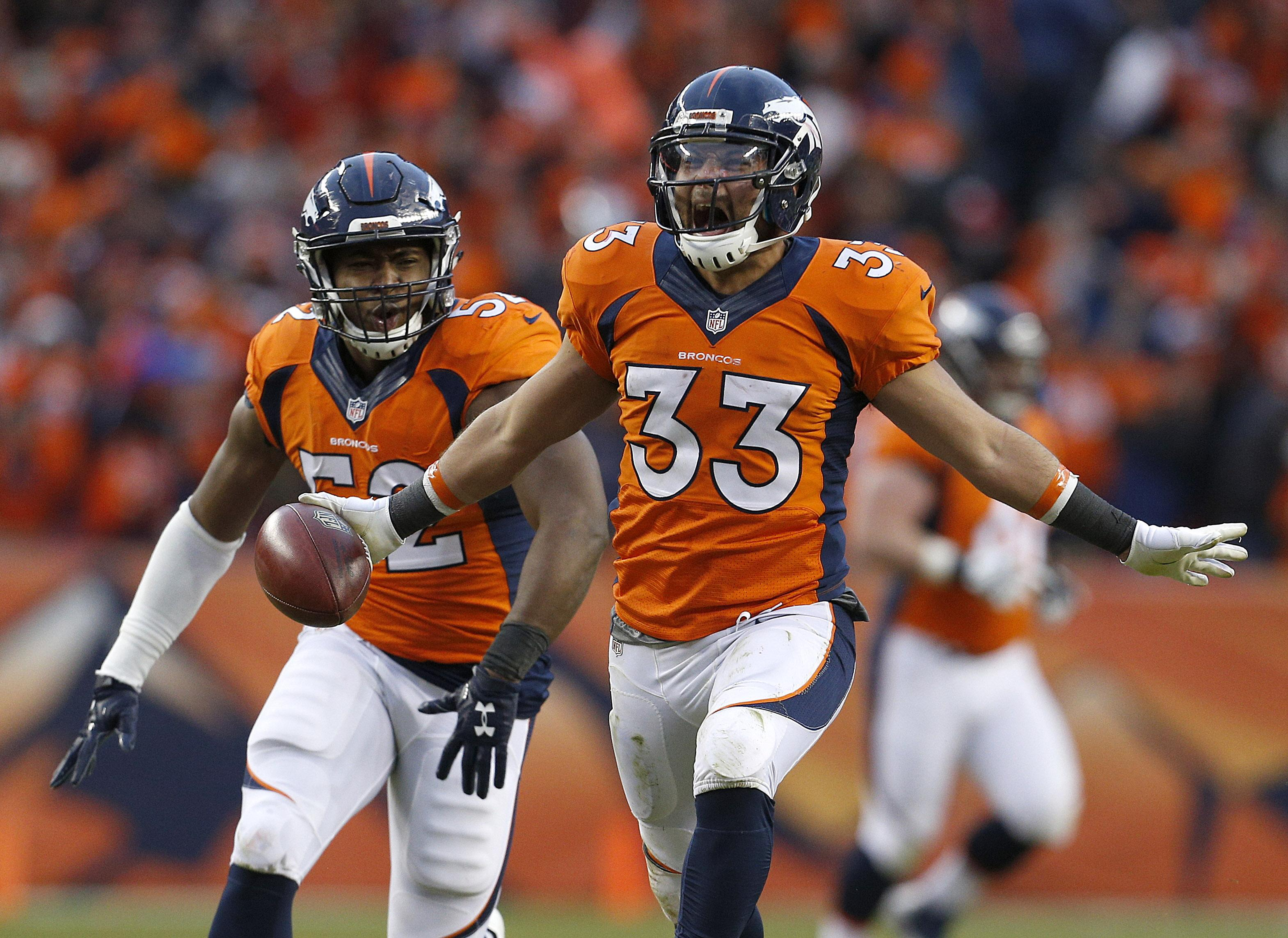 Denver broncos defense stats 2016