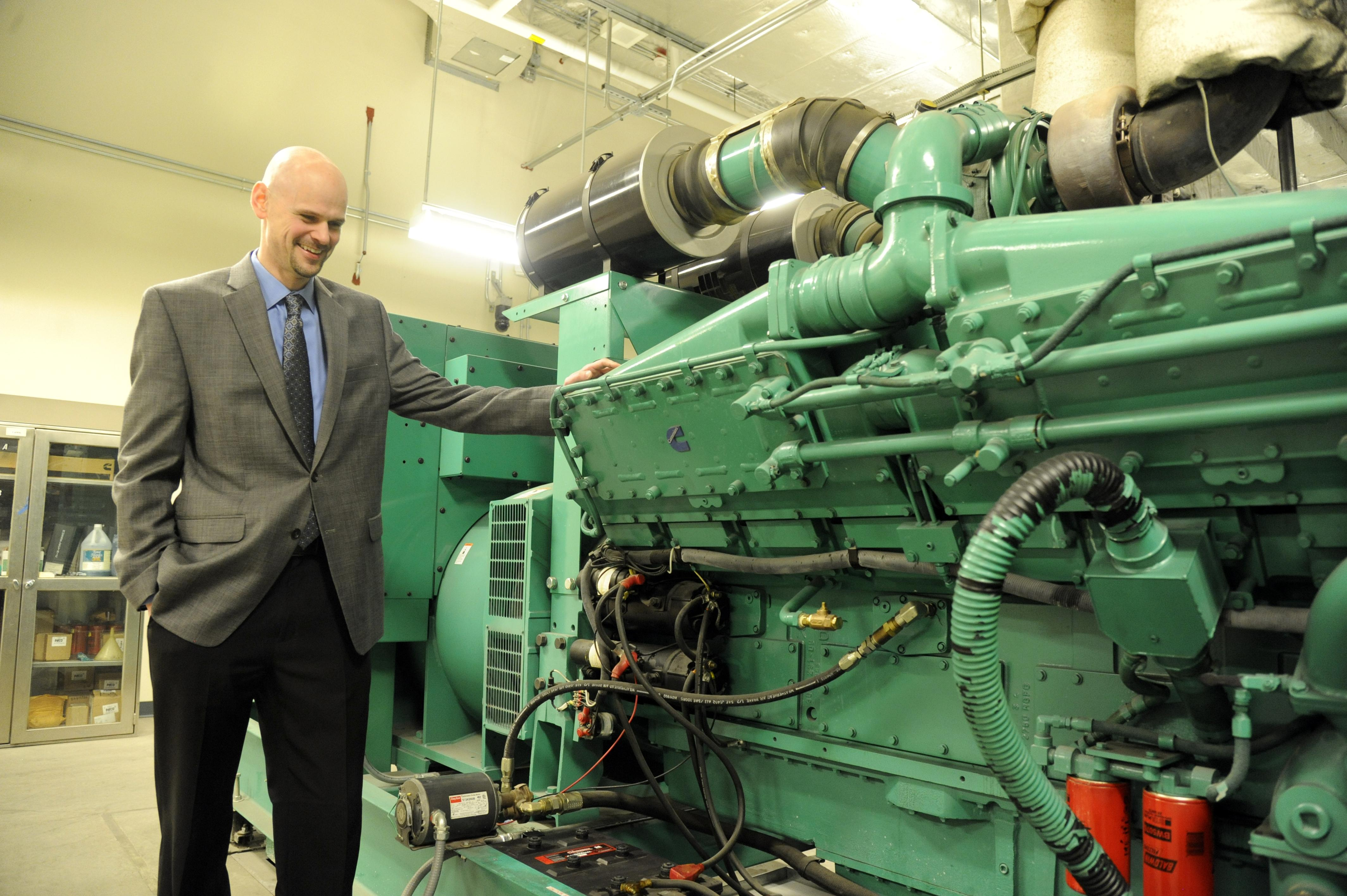 Massive generators kept hospitals going during last year s