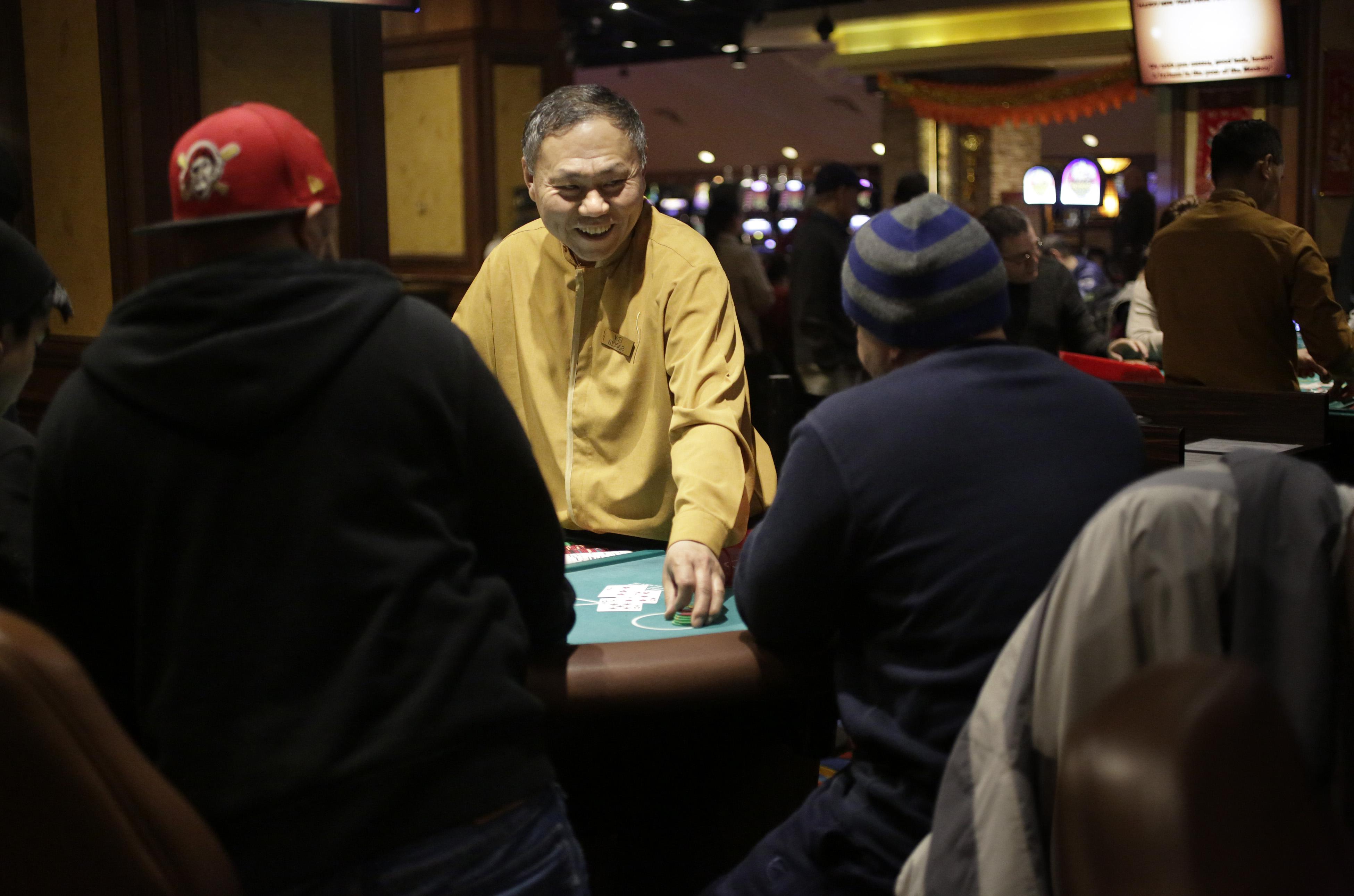 River rock casino blackjack tournament