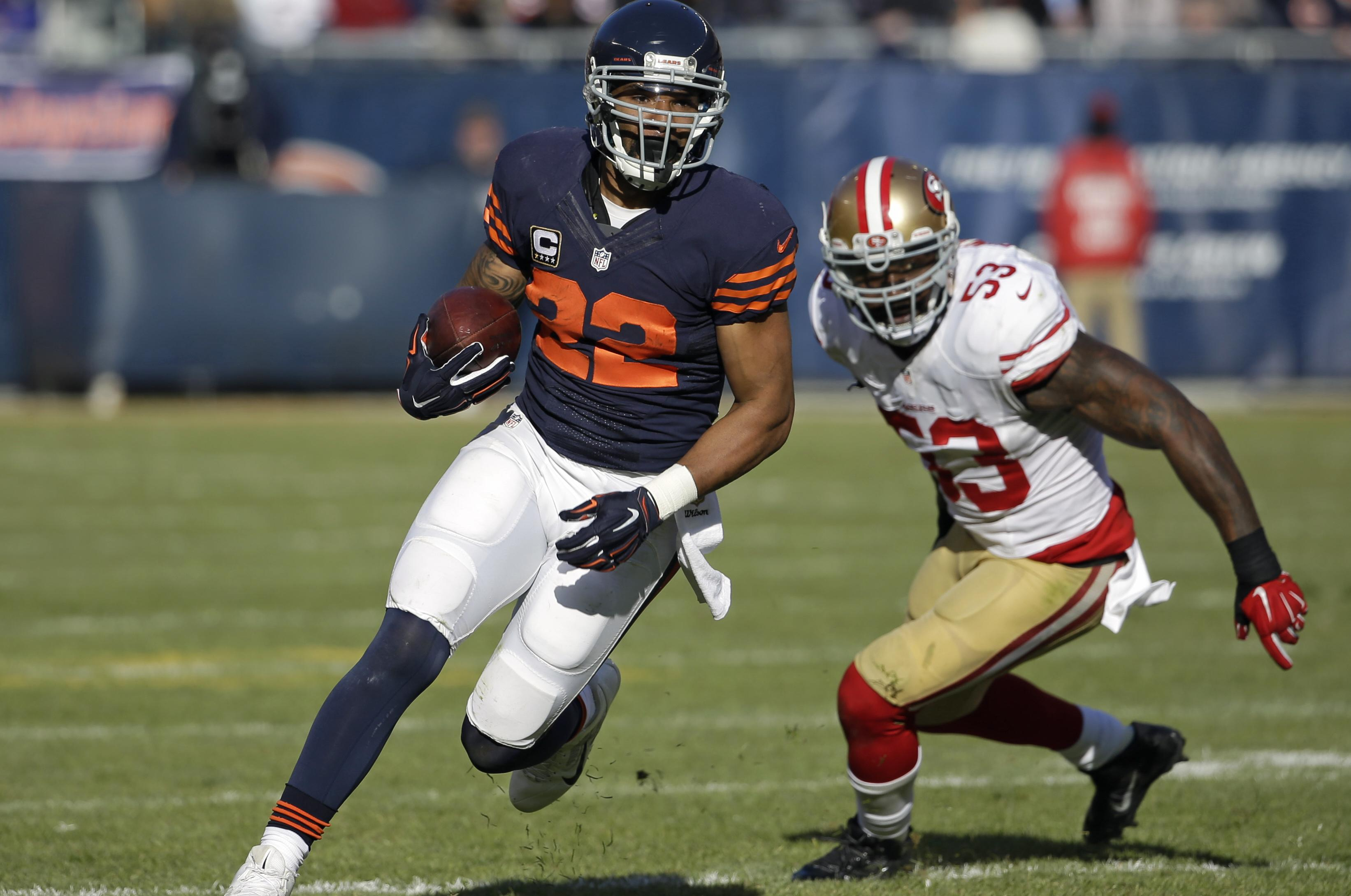 RB Matt Forte Done In Chicago After 8 Seasons