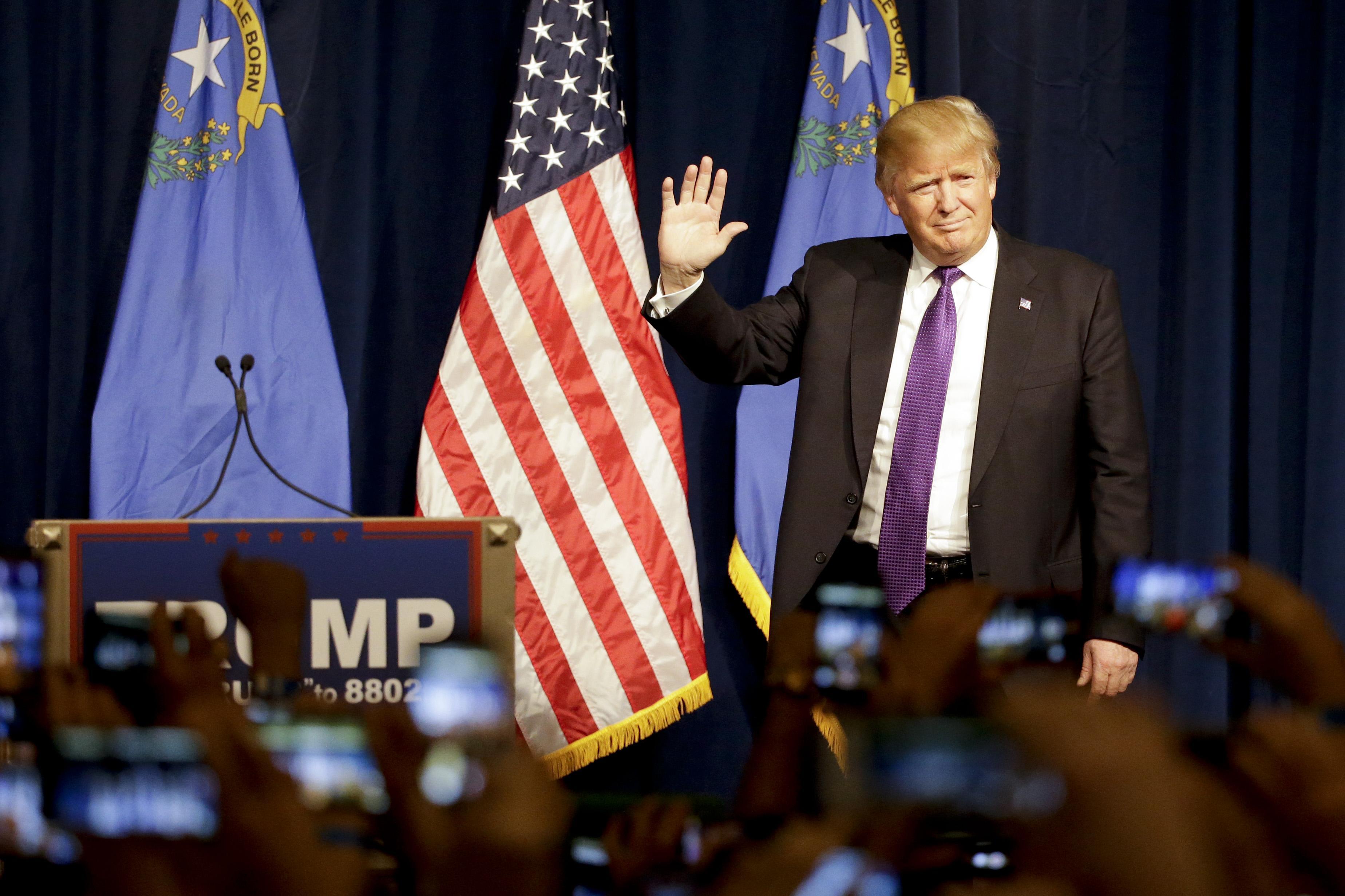 Trump previews debate, calls Cruz a 'nervous wreck'