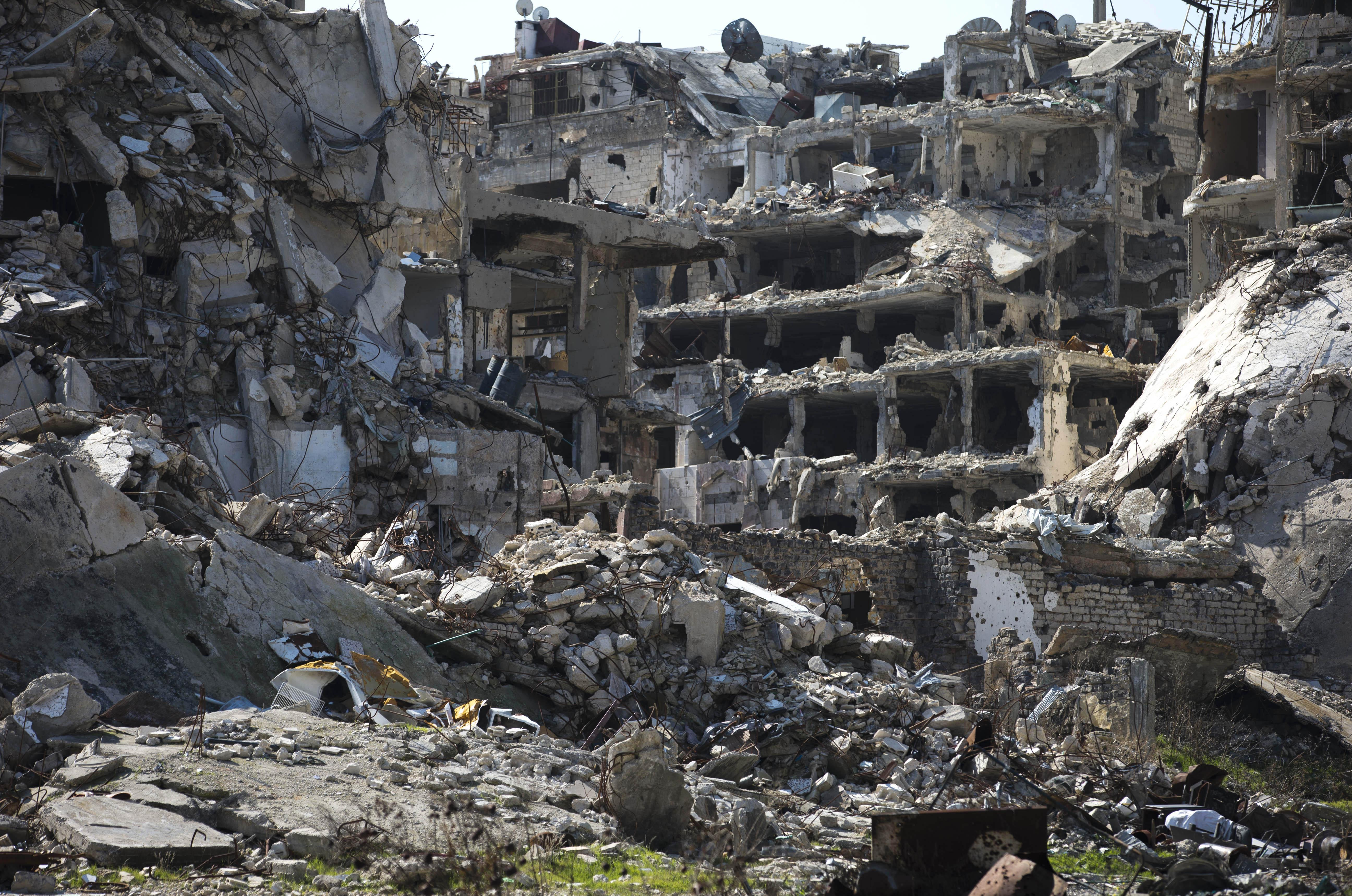 US Russia brokered cease fire goes into effect across Syria The Spokesman