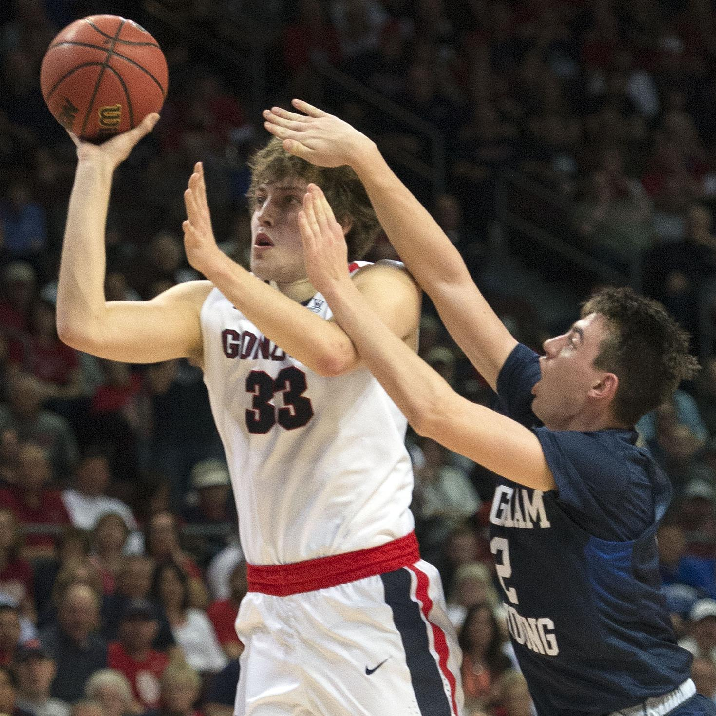 Tourney MVP Wiltjer, Gonzaga earn NCAA bid with win over Saint Mary's