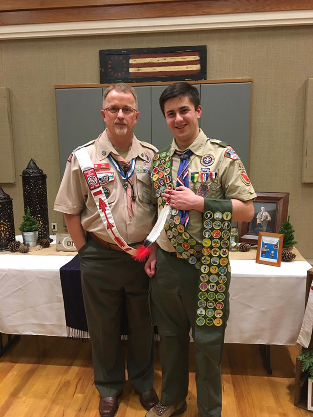 eagle scout does it all 142 merit badges and more the spokesman
