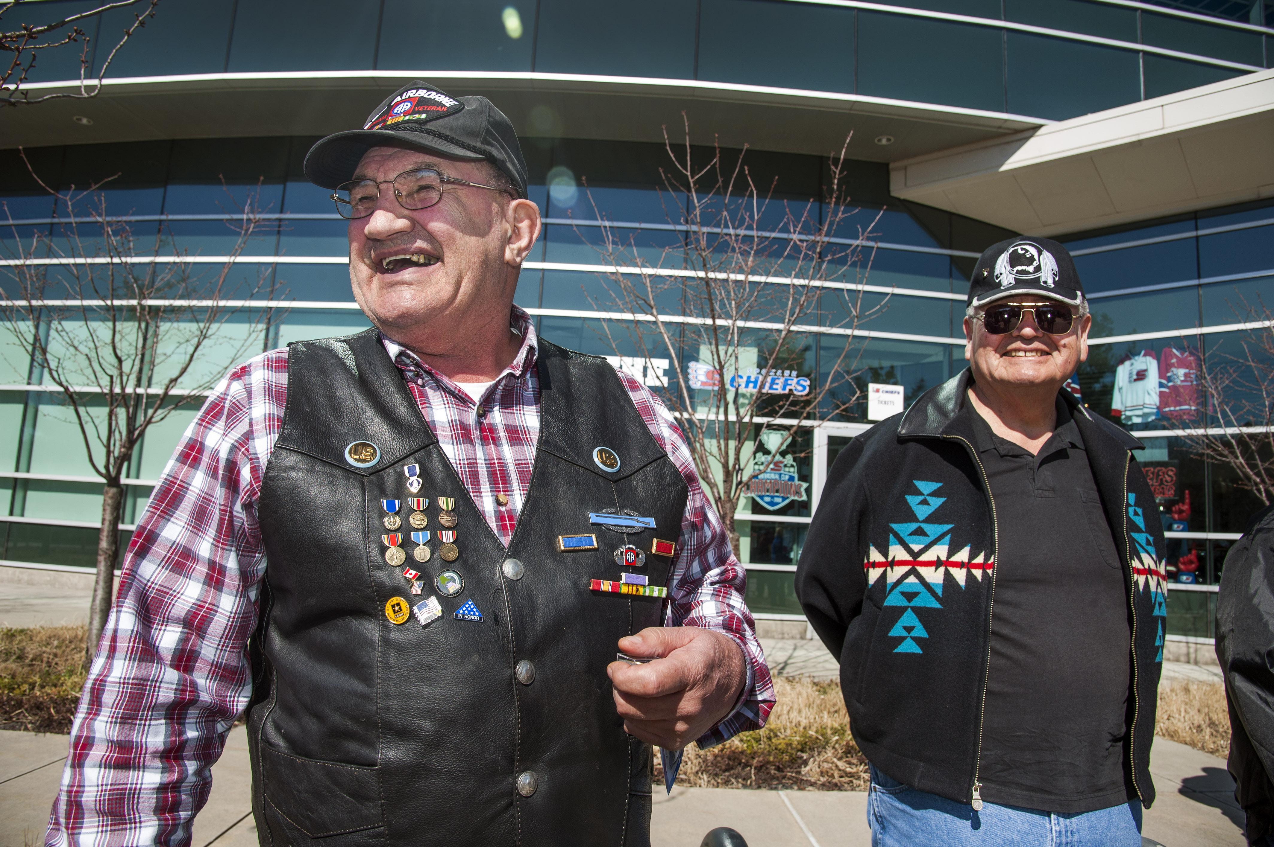 Vietnam vets honored at Spokane event | The Spokesman-Review