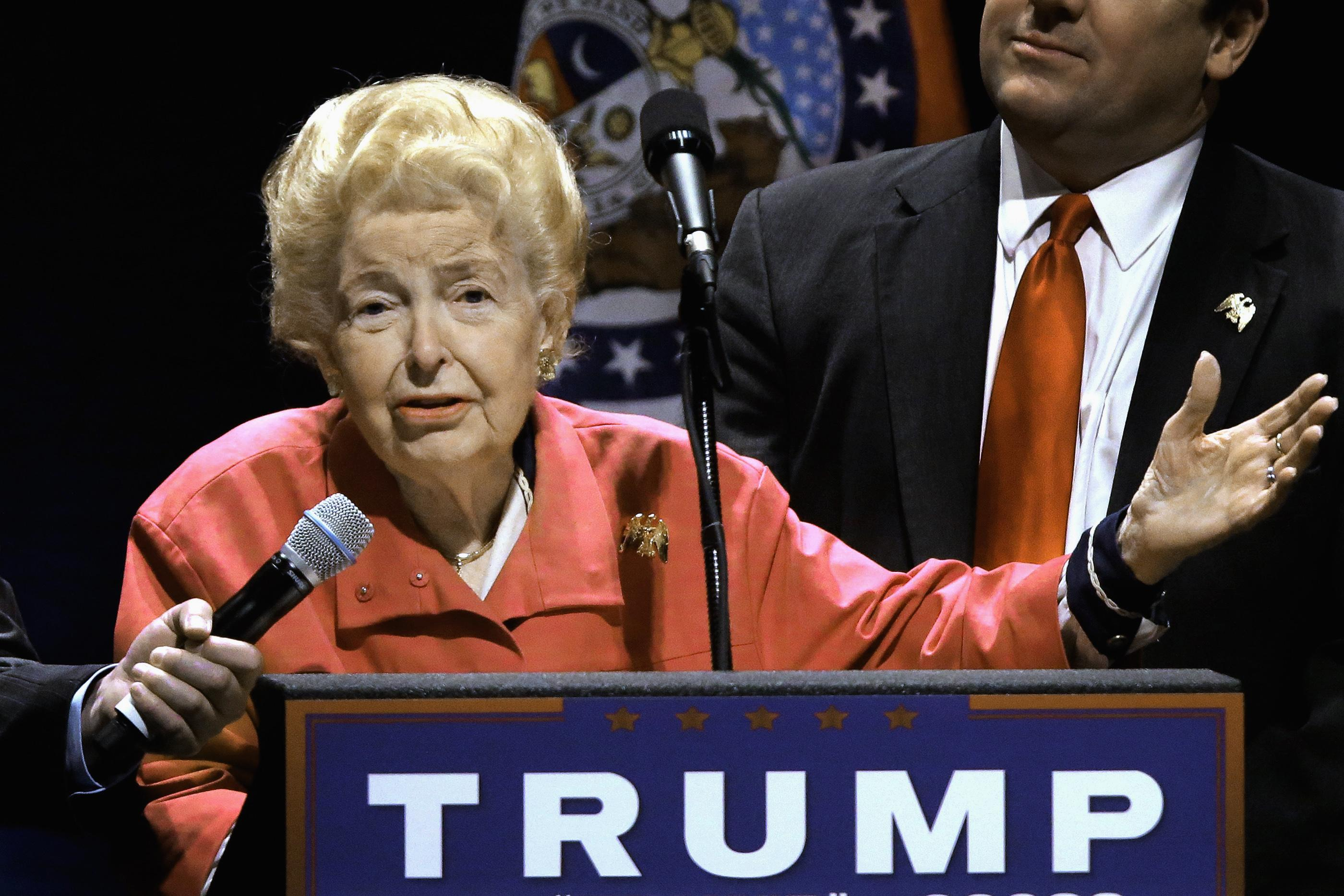 On Phyllis Schlafly's Demise at 92