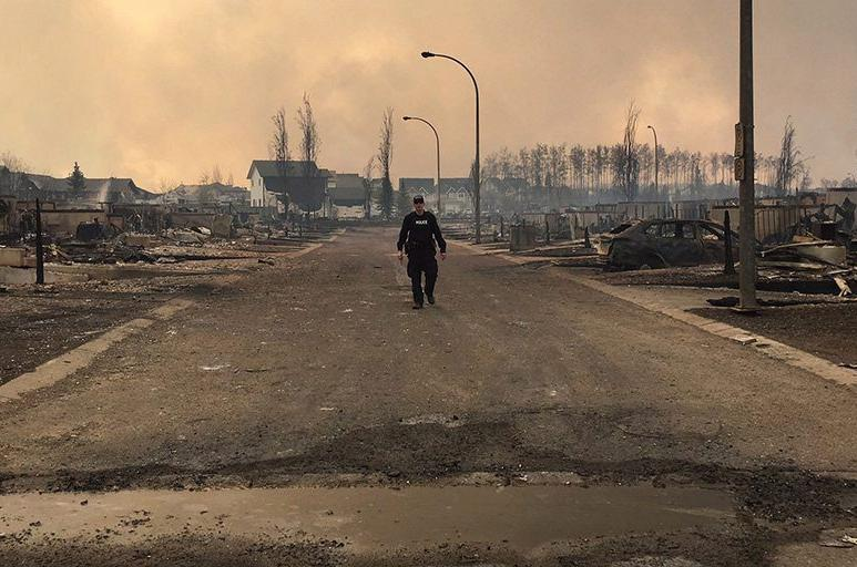 Canada wildfire situation remains 'unpredictable and dangerous'