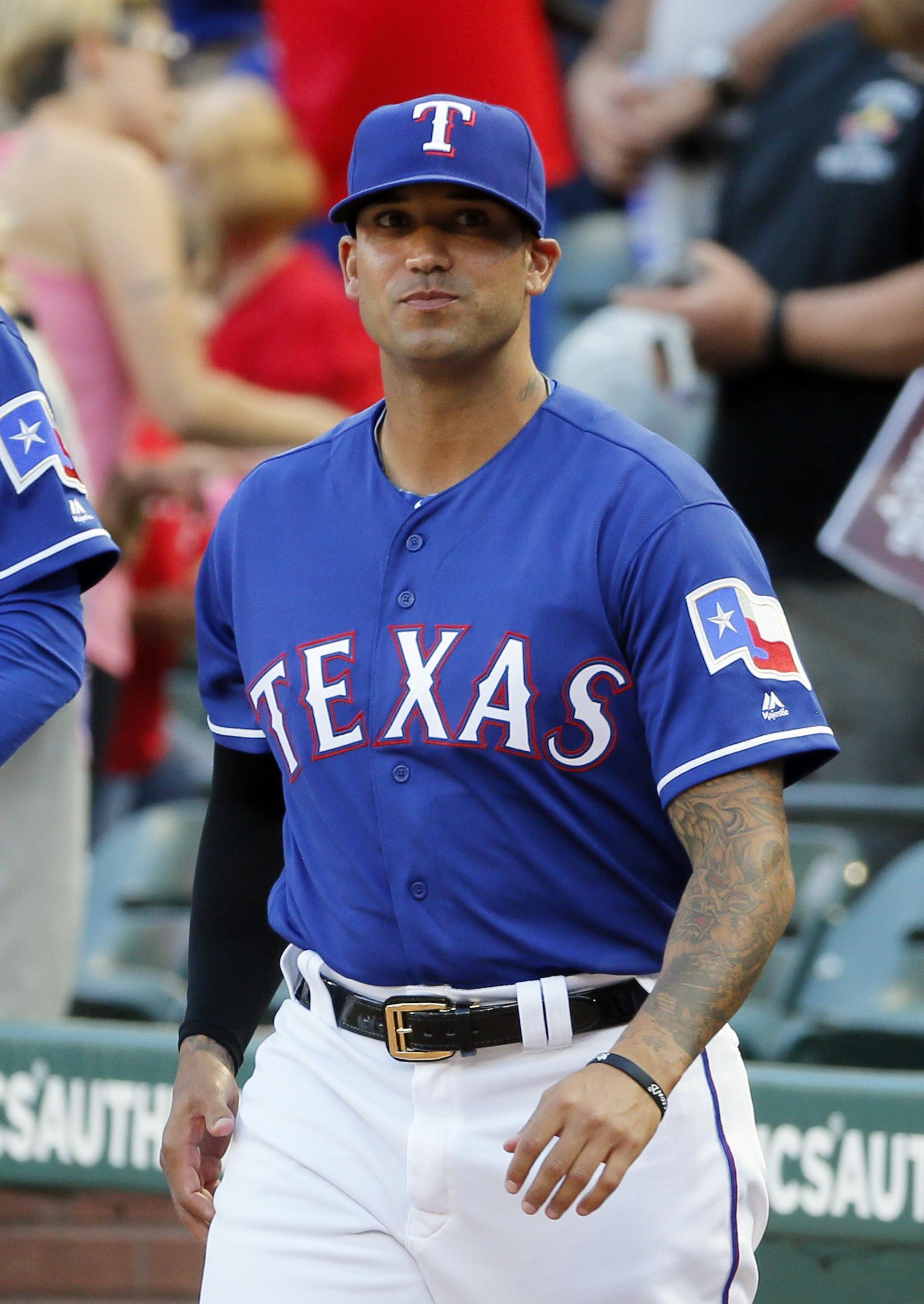 1d542569b MLB Notes  Rangers call up Matt Bush for MLB debut after prison ...