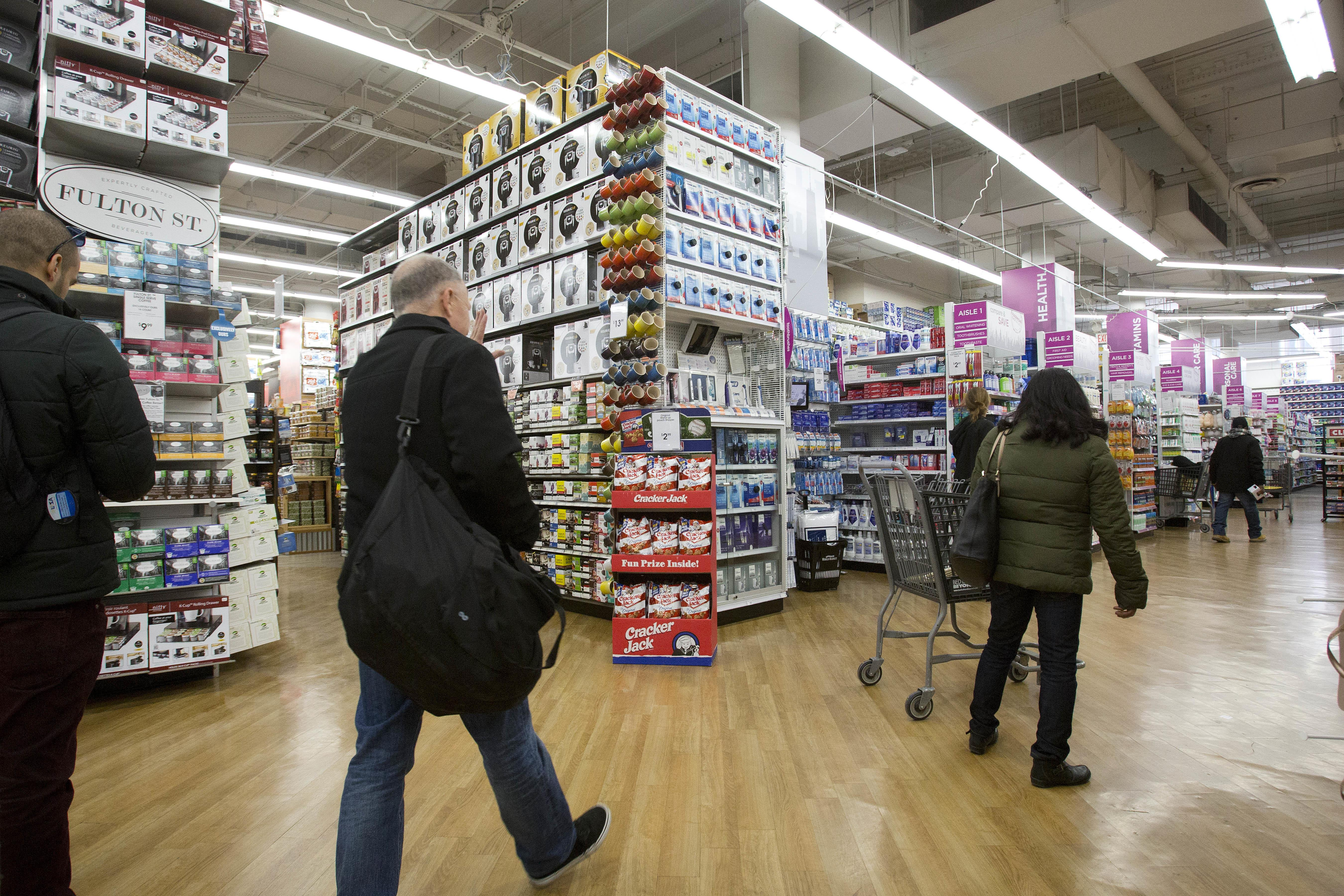 Inside bed bath and beyond - As Online Shopping Intensifies Outlook Dims For Mall Stores The Spokesman Review