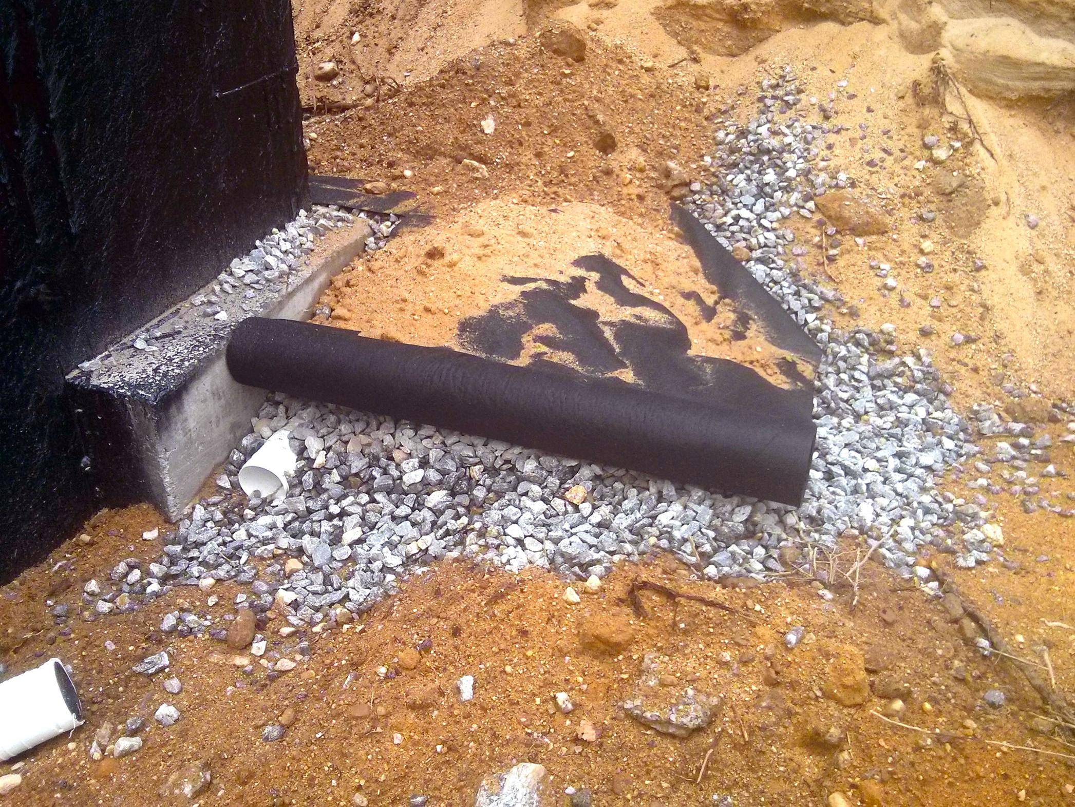 Ask The Builder Proper Drain Tile Installation Will Keep