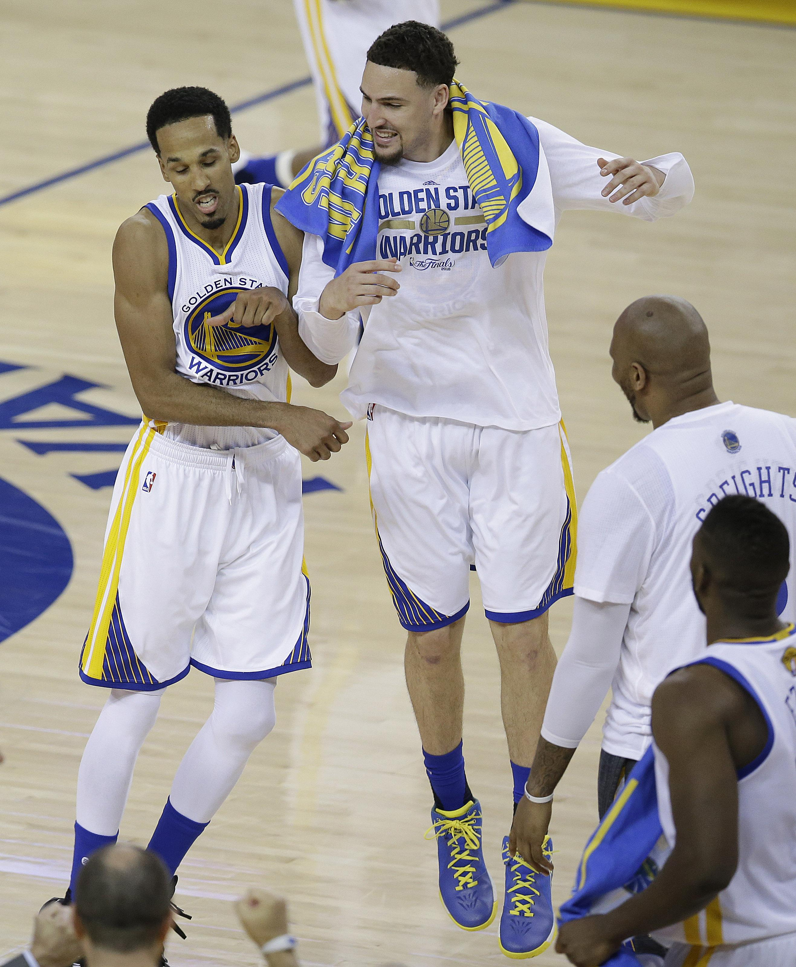 15a068de760f Warriors  supporting cast leads Game 1 NBA Finals win over Cleveland ...