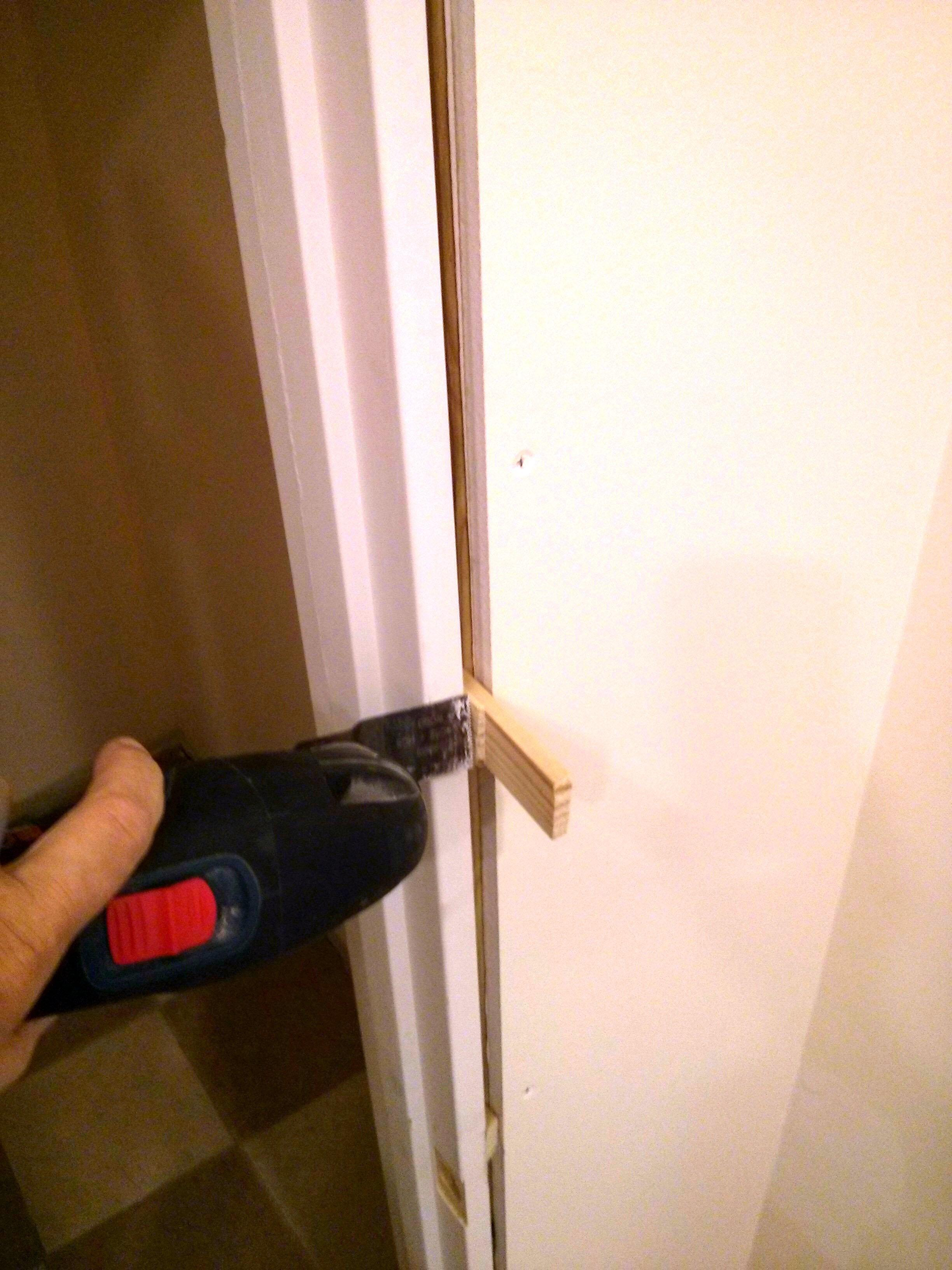 Ask The Builder Key To Installing A Prehung Door Is Good Shimming