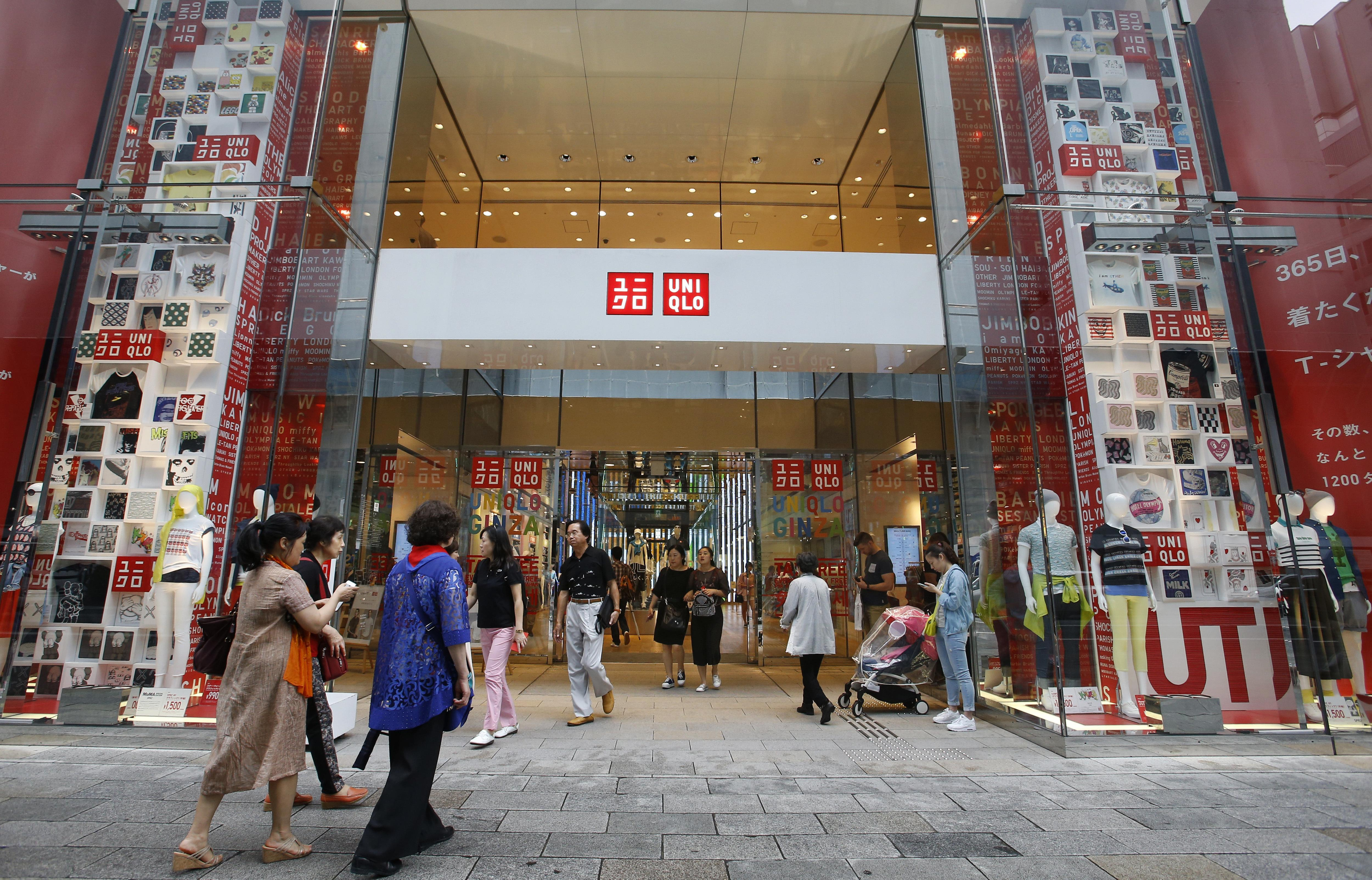 UNIQLO, Basic Made in Japan