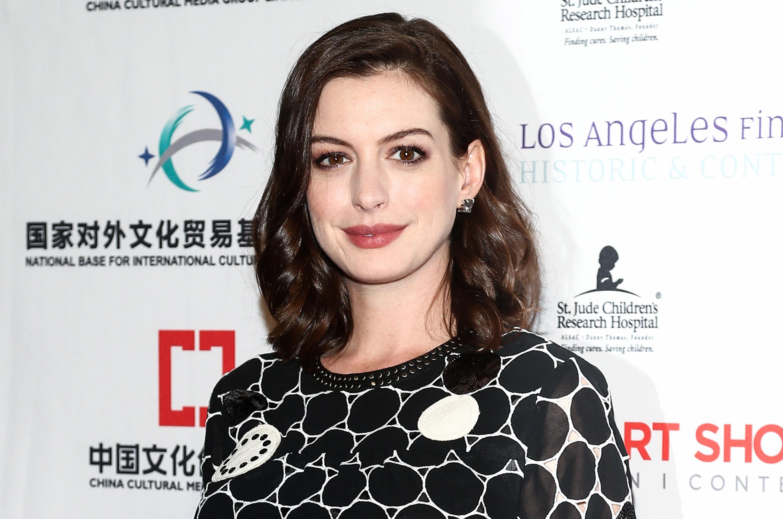 Actress Anne Hathaway named goodwill ambassador for UN Women   The ... 01b4f17619ba