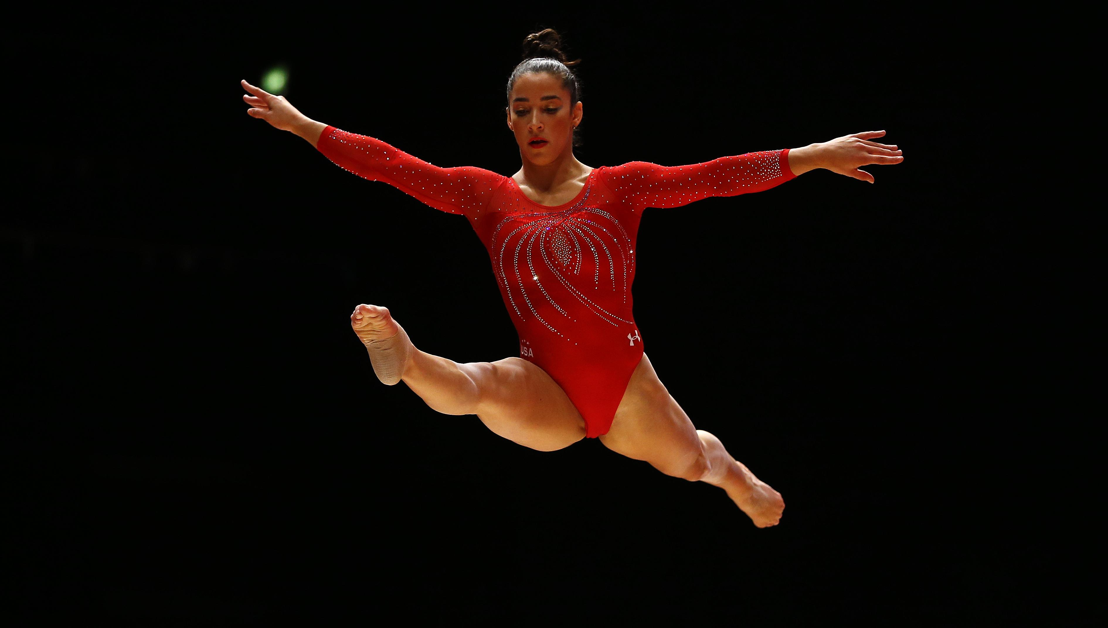 In a one and done world aly raisman gabby douglas try again three time olympic medalist aly raisman aims to make the us team again at age m4hsunfo