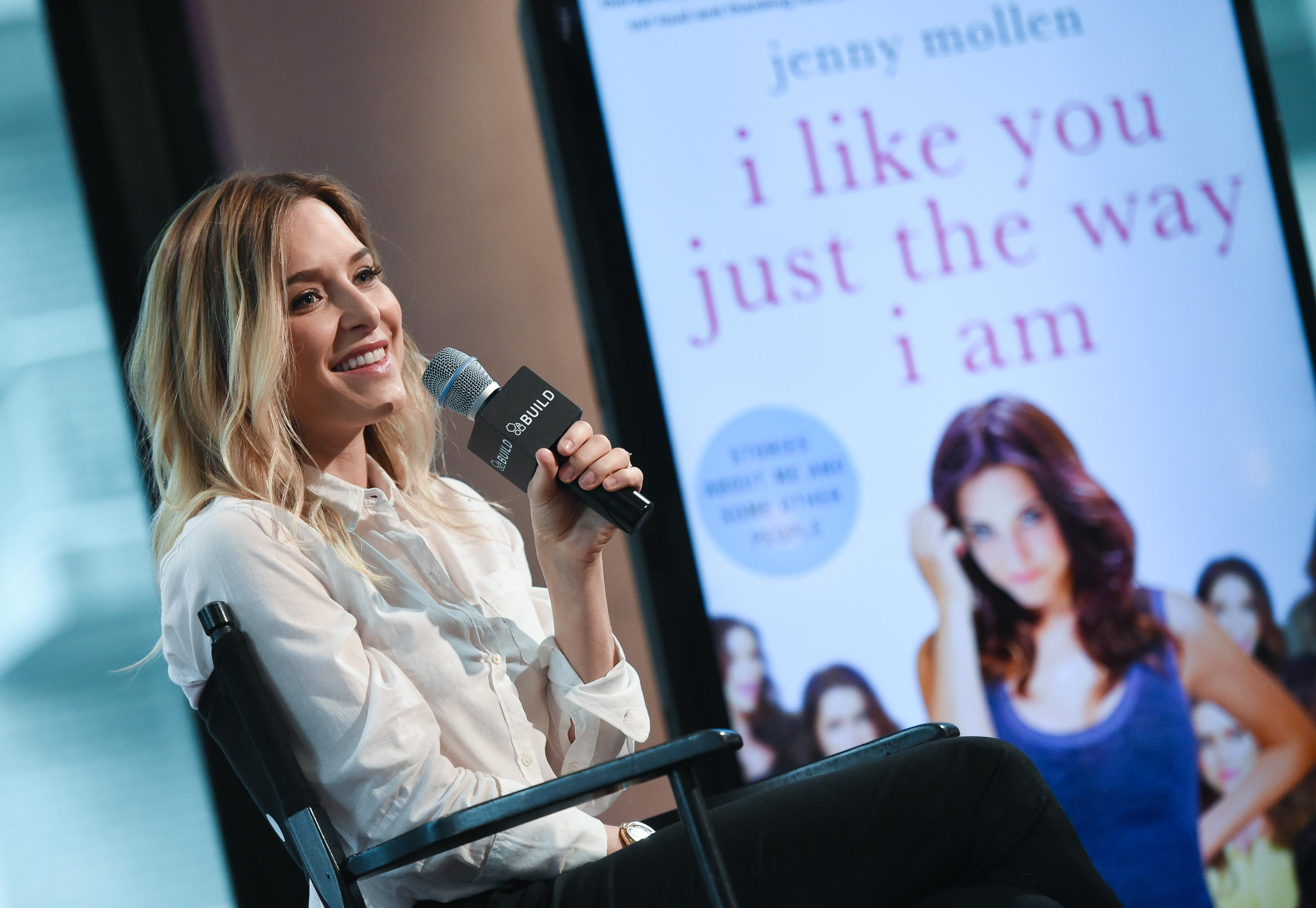 jenny mollen shares more wacky stories in her new book the