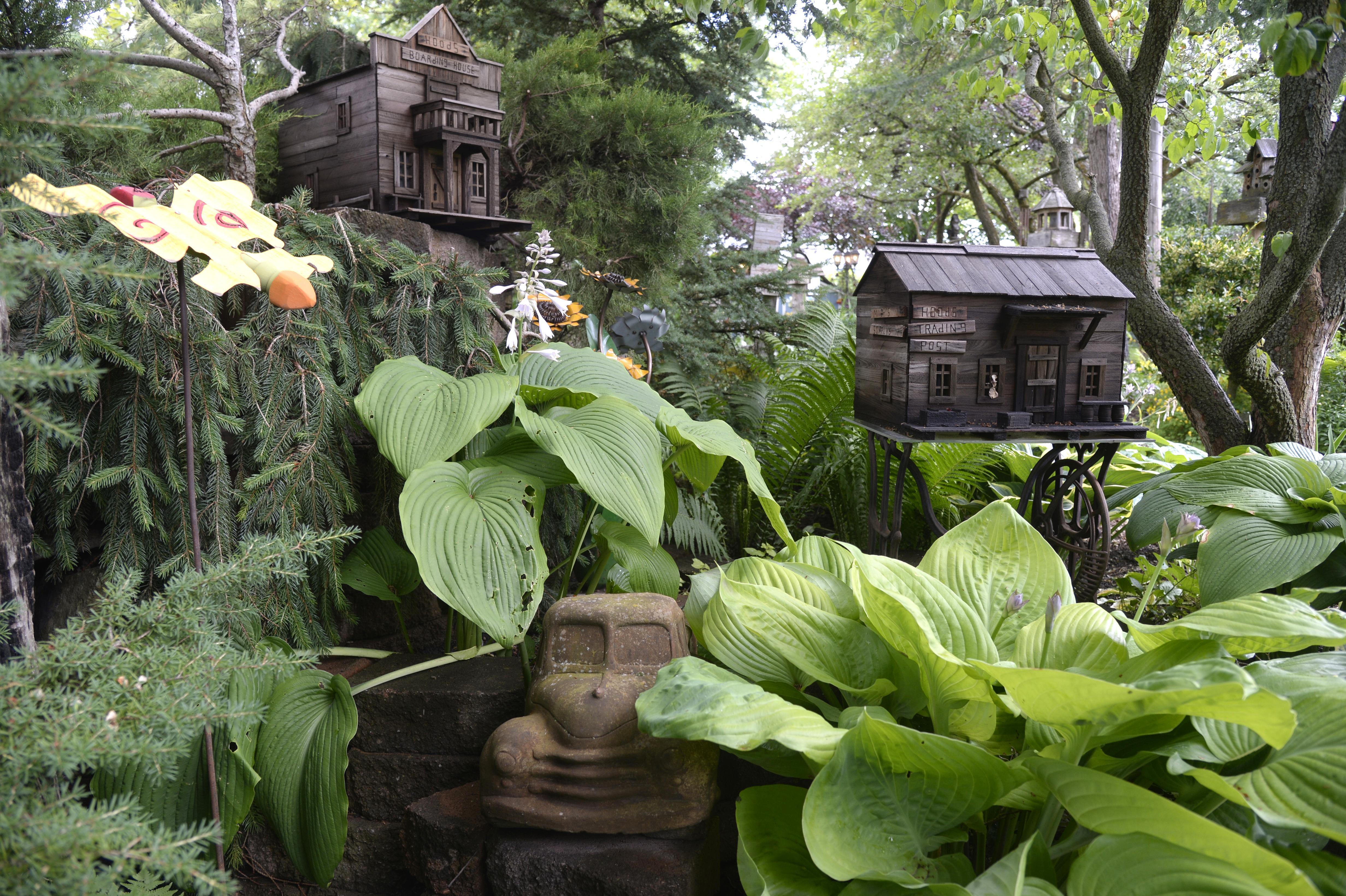 Cda Garden Tour Invites Visitors Into Whimsical World Of Dalton Gardens Property The Spokesman Review