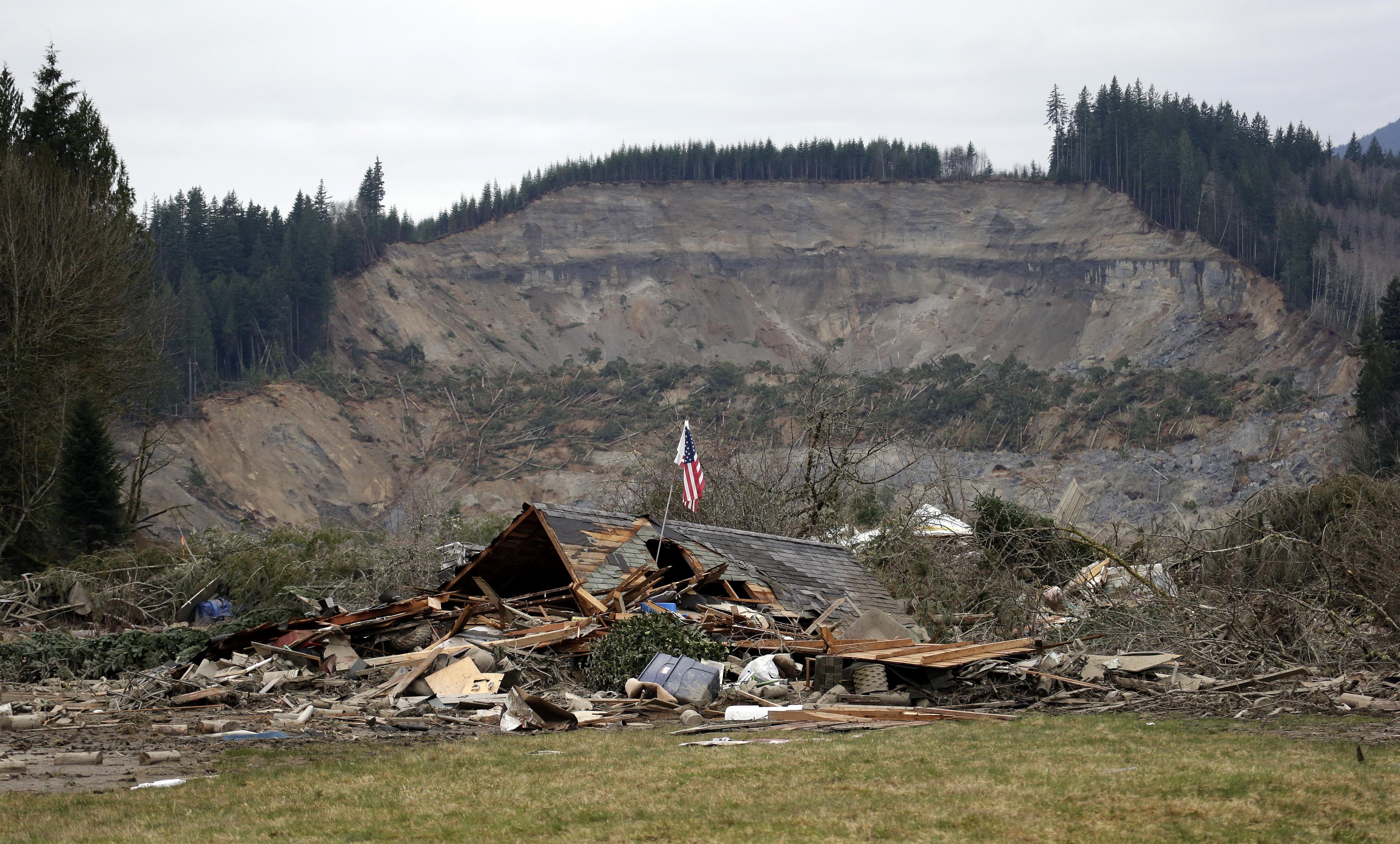 Proposed settlement reached in Washington landslide suit