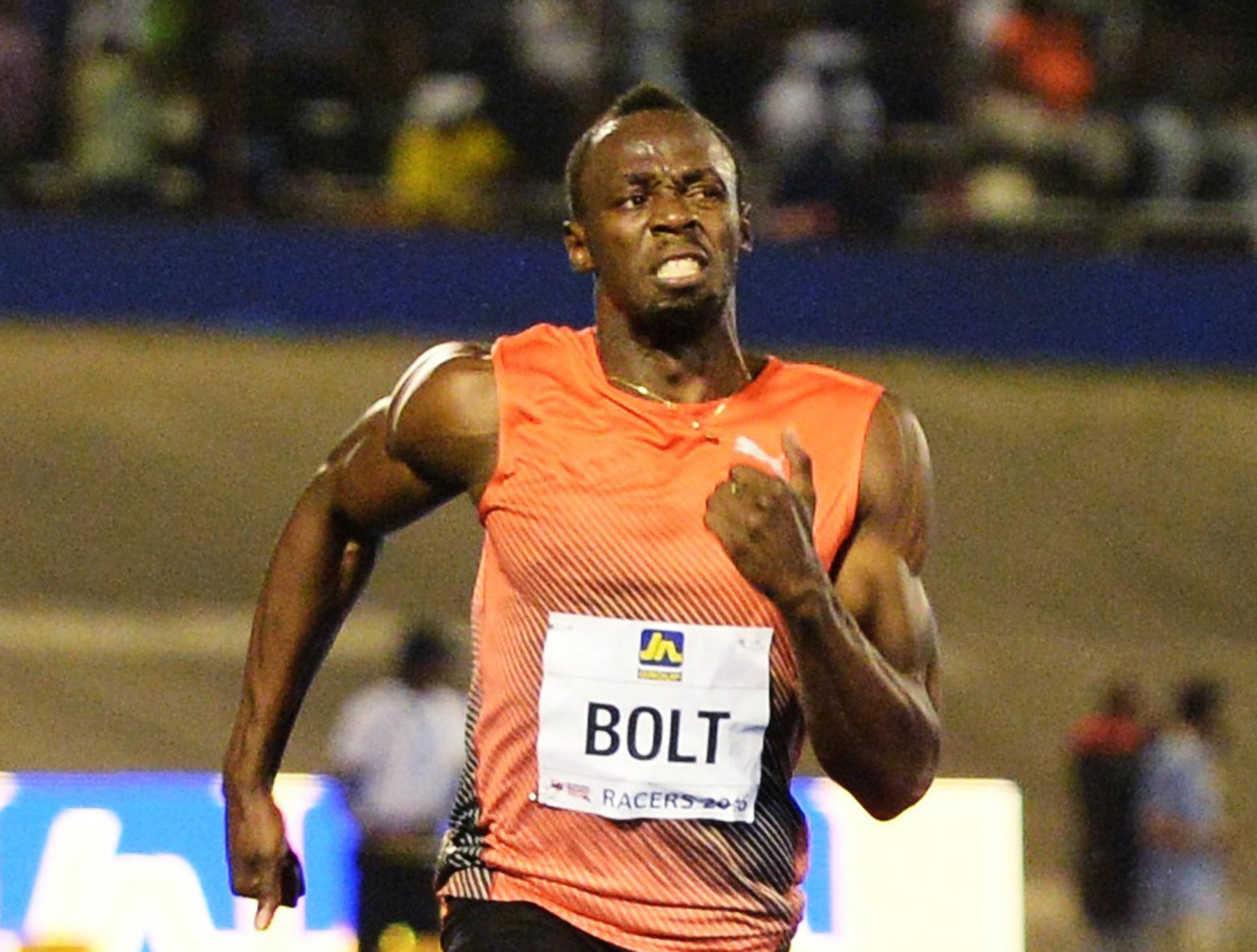 Usain Bolt Of Jamaica Has Won Six Gold Medals In The Past Two Olympics
