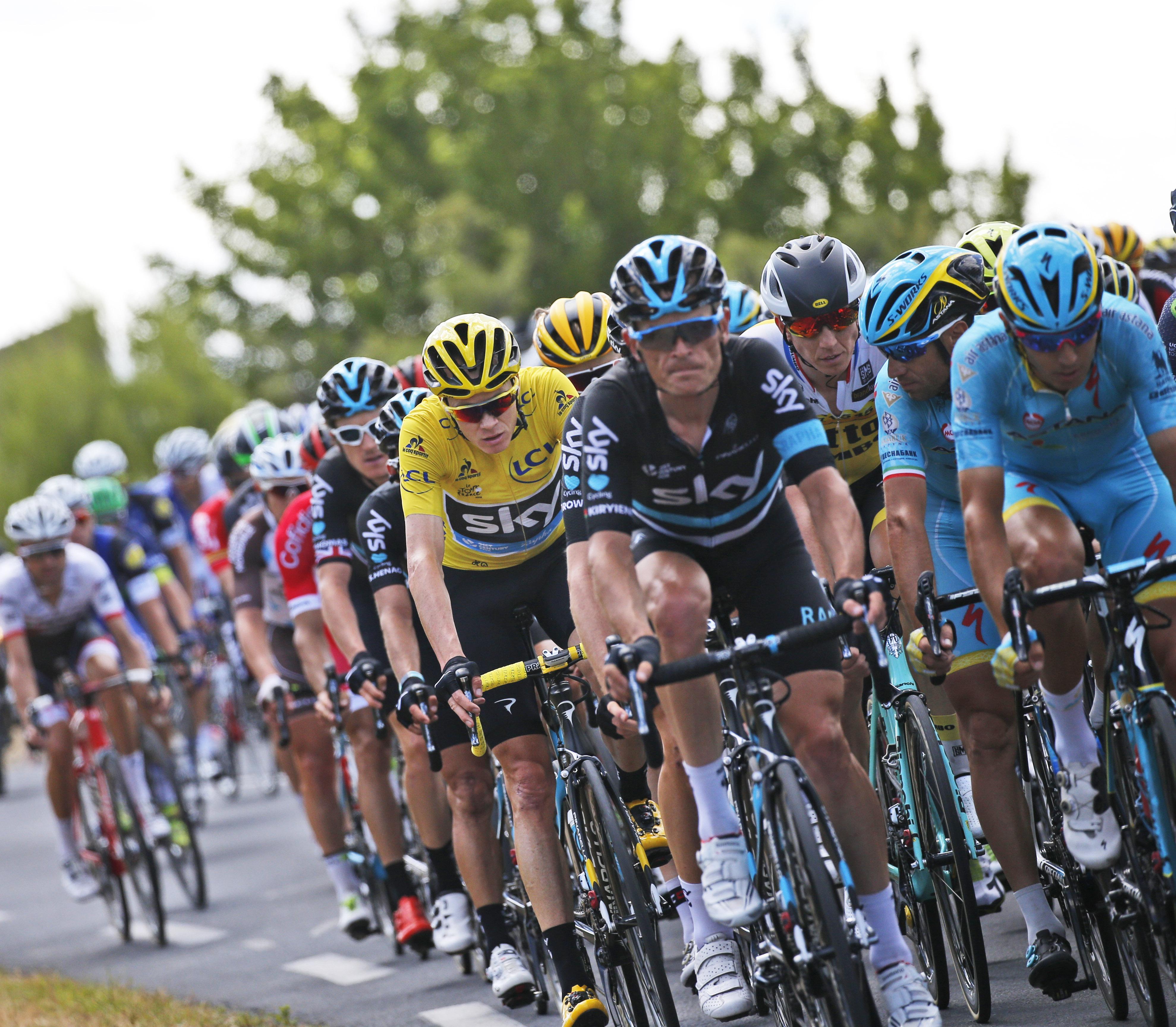 Tour de France mountain battle loses luster with shortened route ... 0b53d9d10