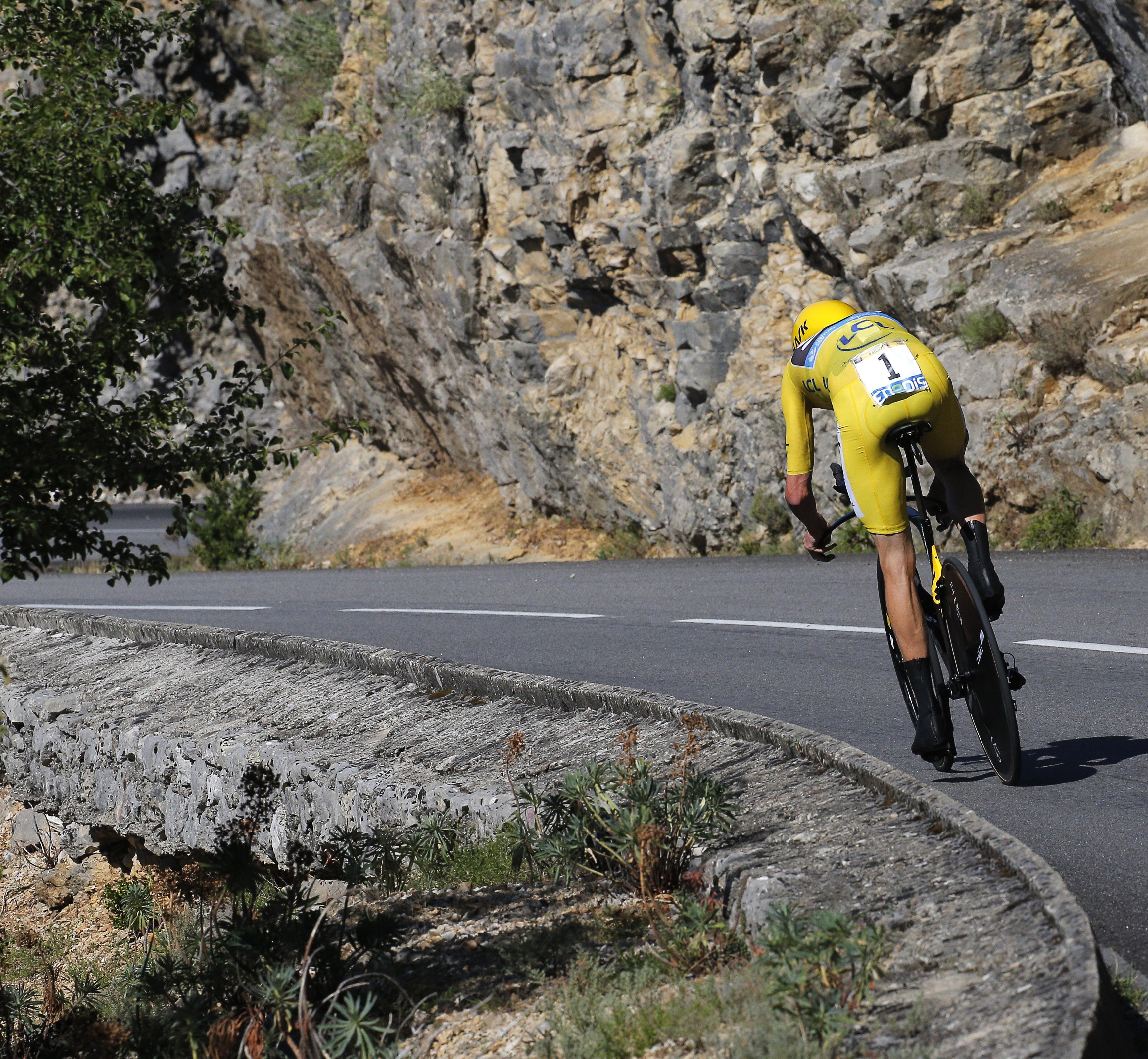 Tour De France Time Trial Records