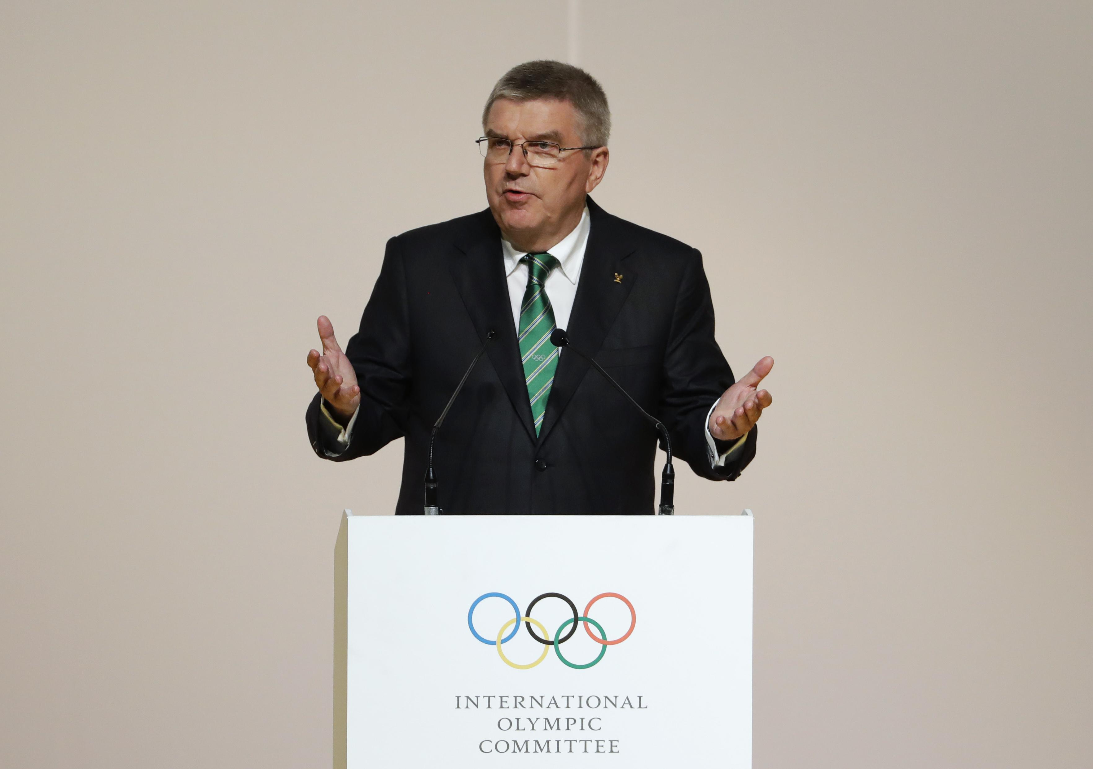 IOC deprived Russia of the gold medal won at the Beijing Olympics
