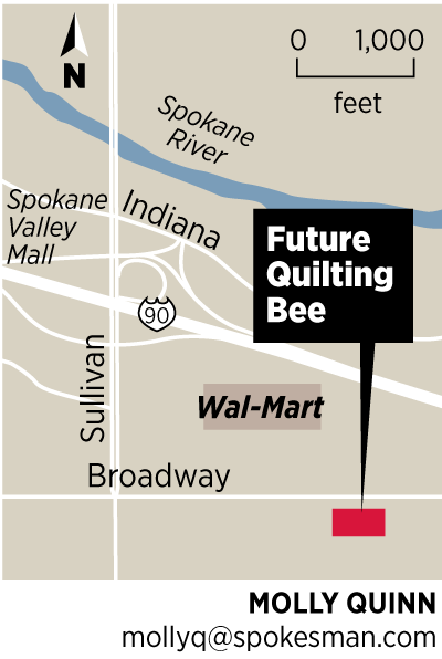 The Dirt New Quilting Bee Store To Resemble Barn The Spokesman Review