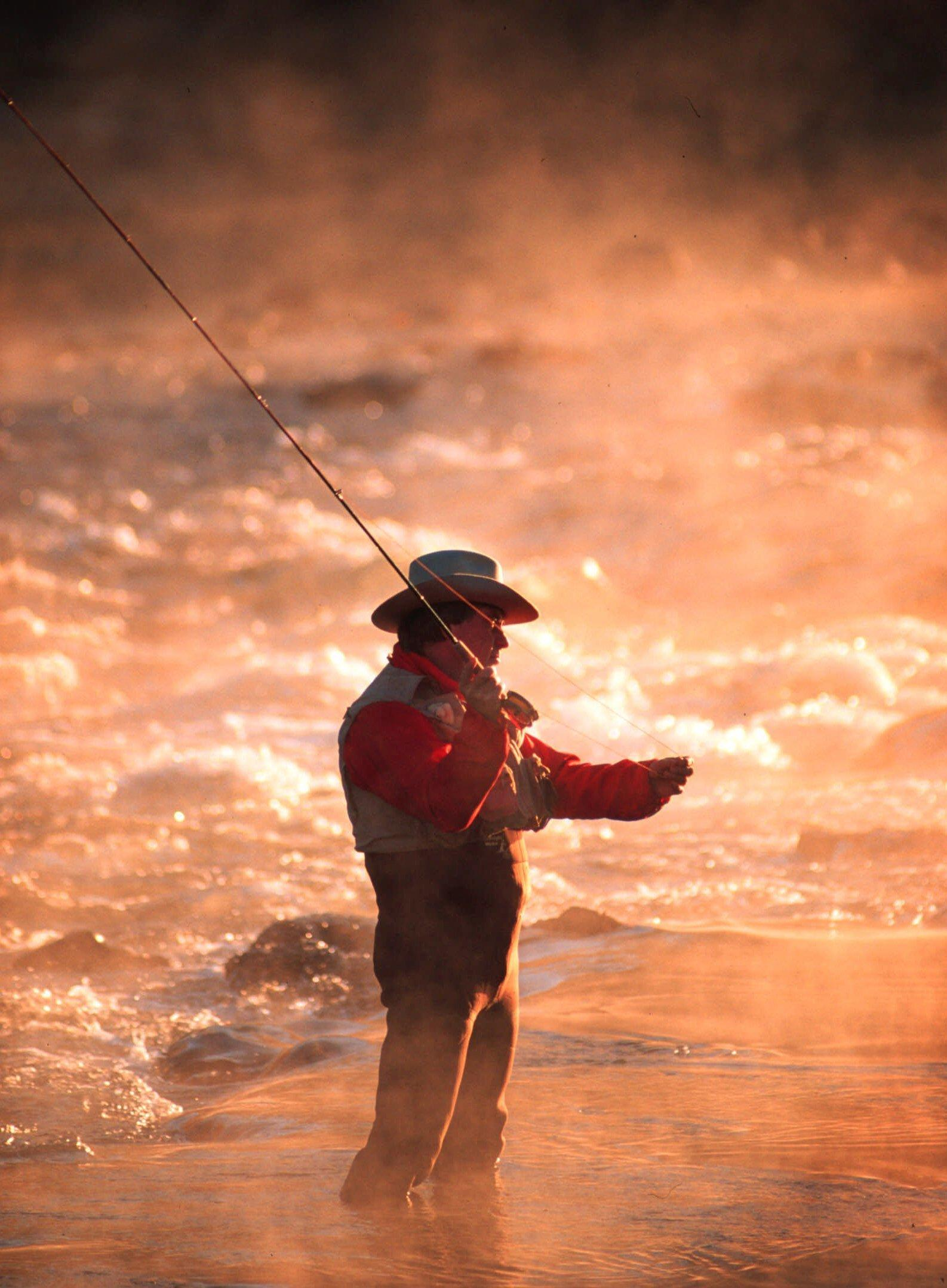 New Online Fishing Hunting Licensing System Unveiled Be