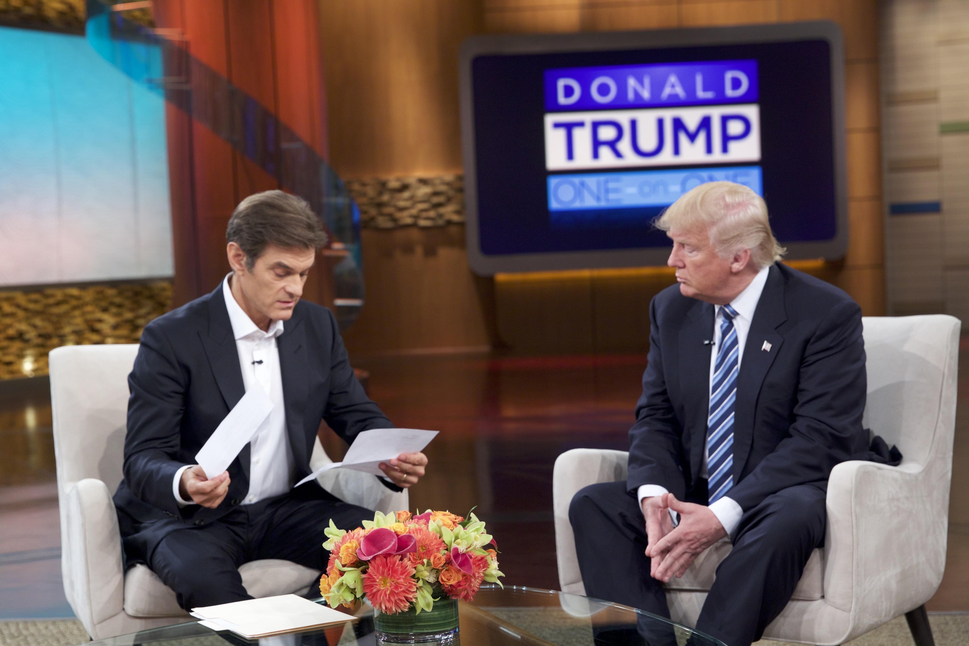 Trump's health status revealed: High cholesterol