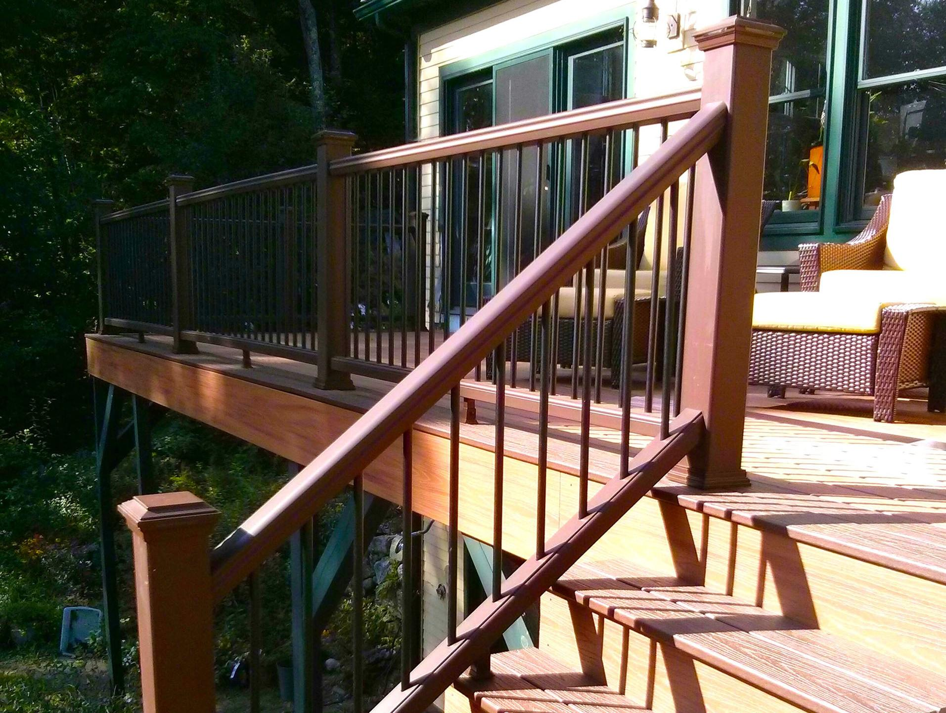 How to build a deck stair railing | The Spokesman-Review