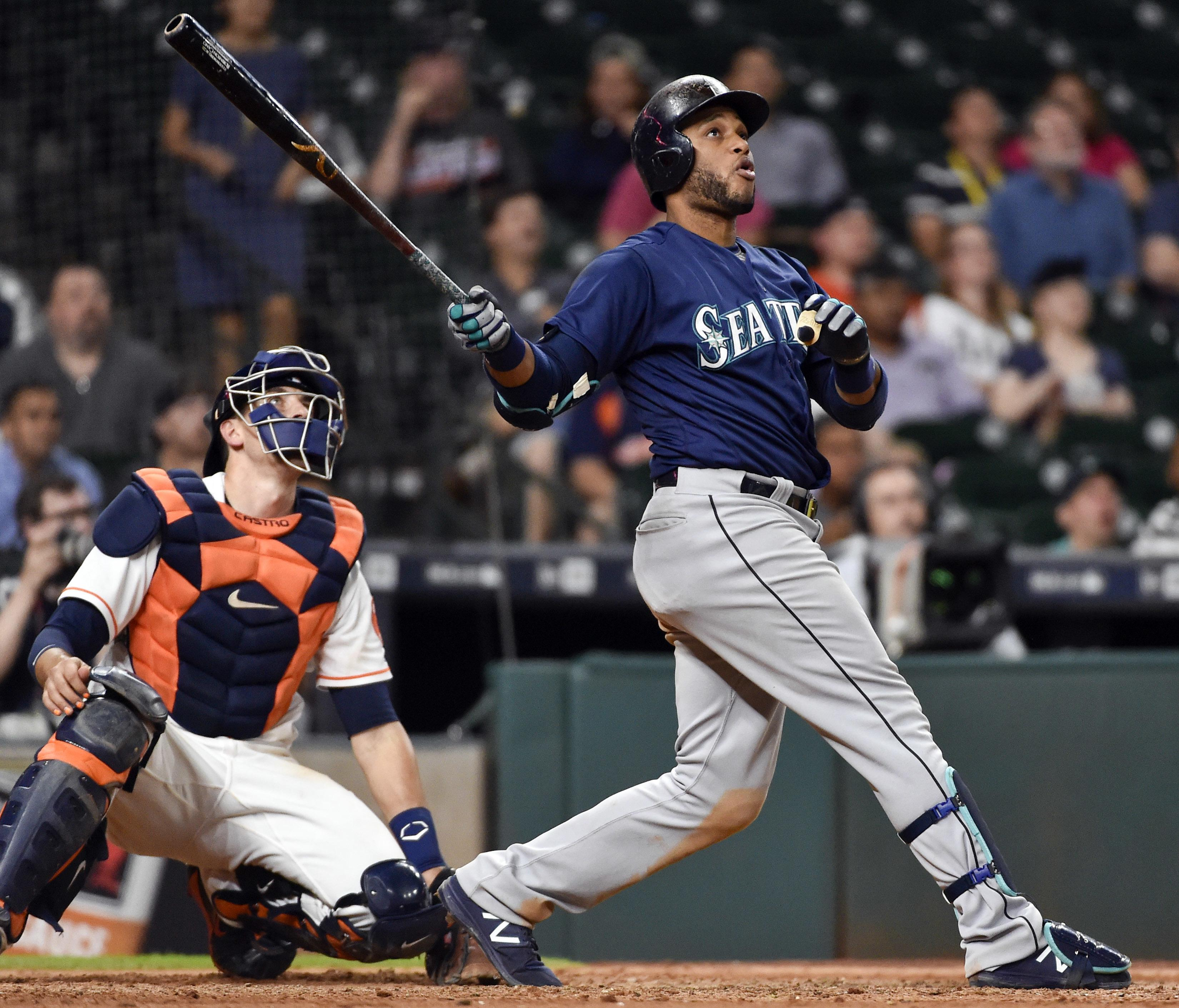 Cano's home run rescues Mariners, keeps playoff hopes ...