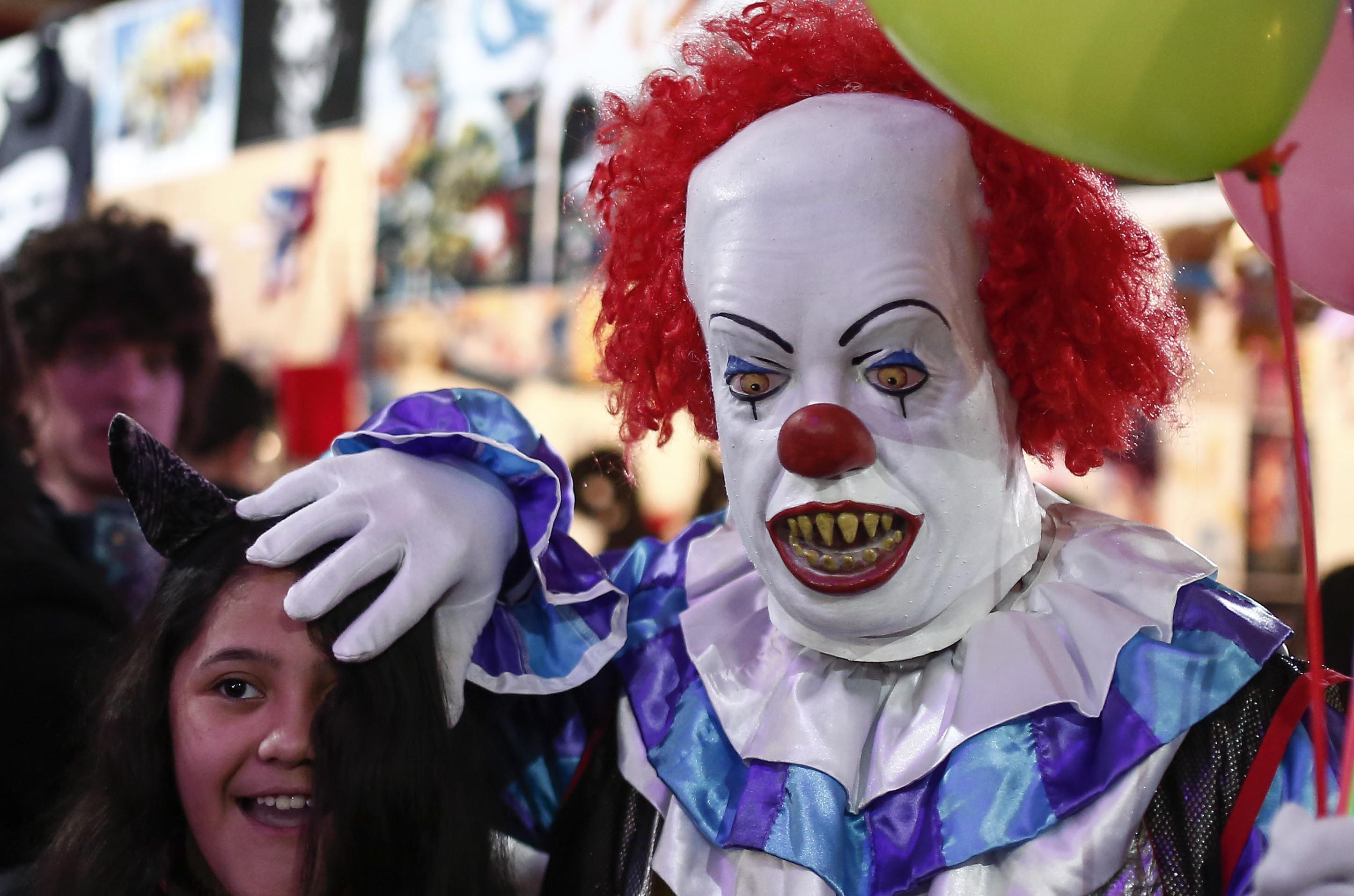 Goodwill stops sale of clown masks amidst creepy clown