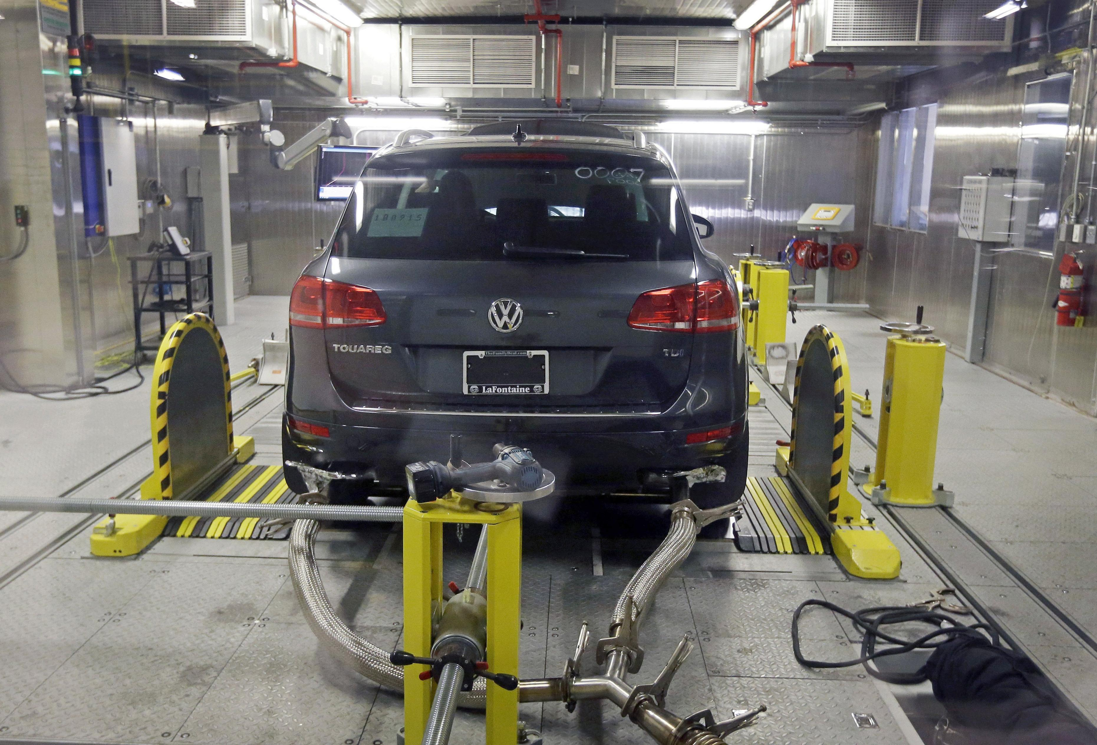 Judge faces deadline on $15B Volkswagen emissions deal
