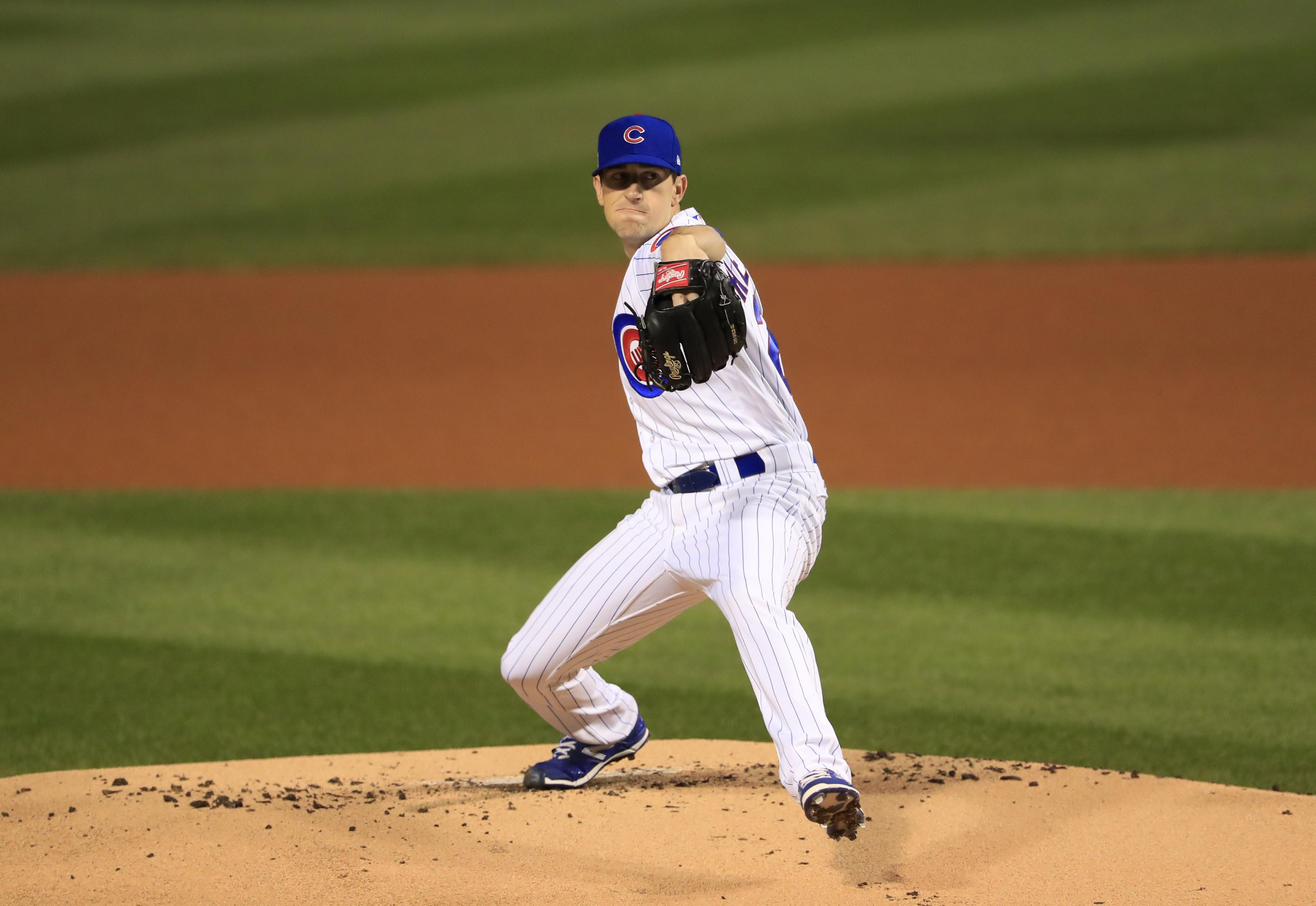 Cubs closer Aroldis Chapman '100 percent' ready for Game 7