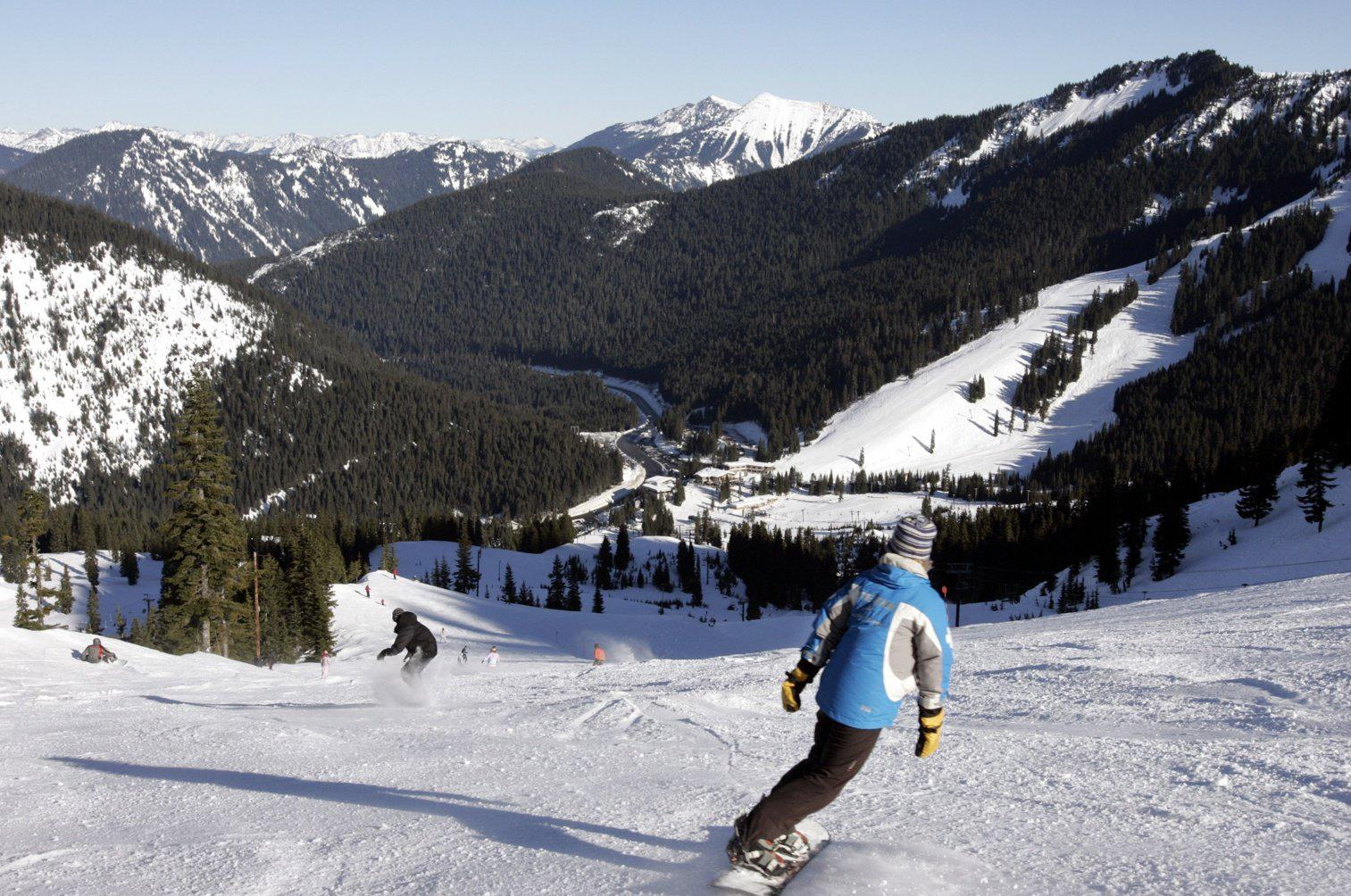 northwest ski areas part of major resort sale | the spokesman-review