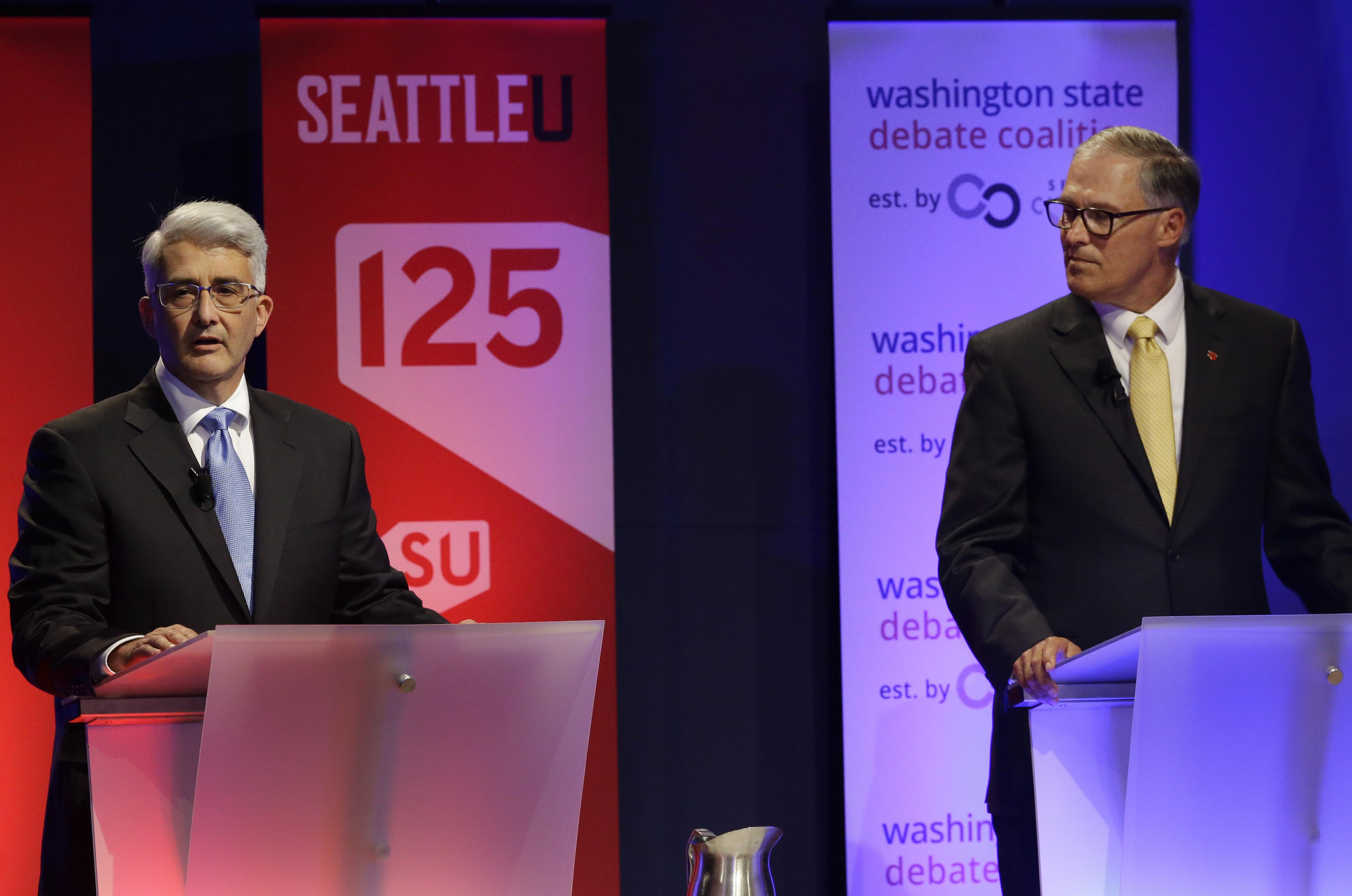 Campaign Money Pours Into Washington State Races Days Before Election  The  Spokesmanreview
