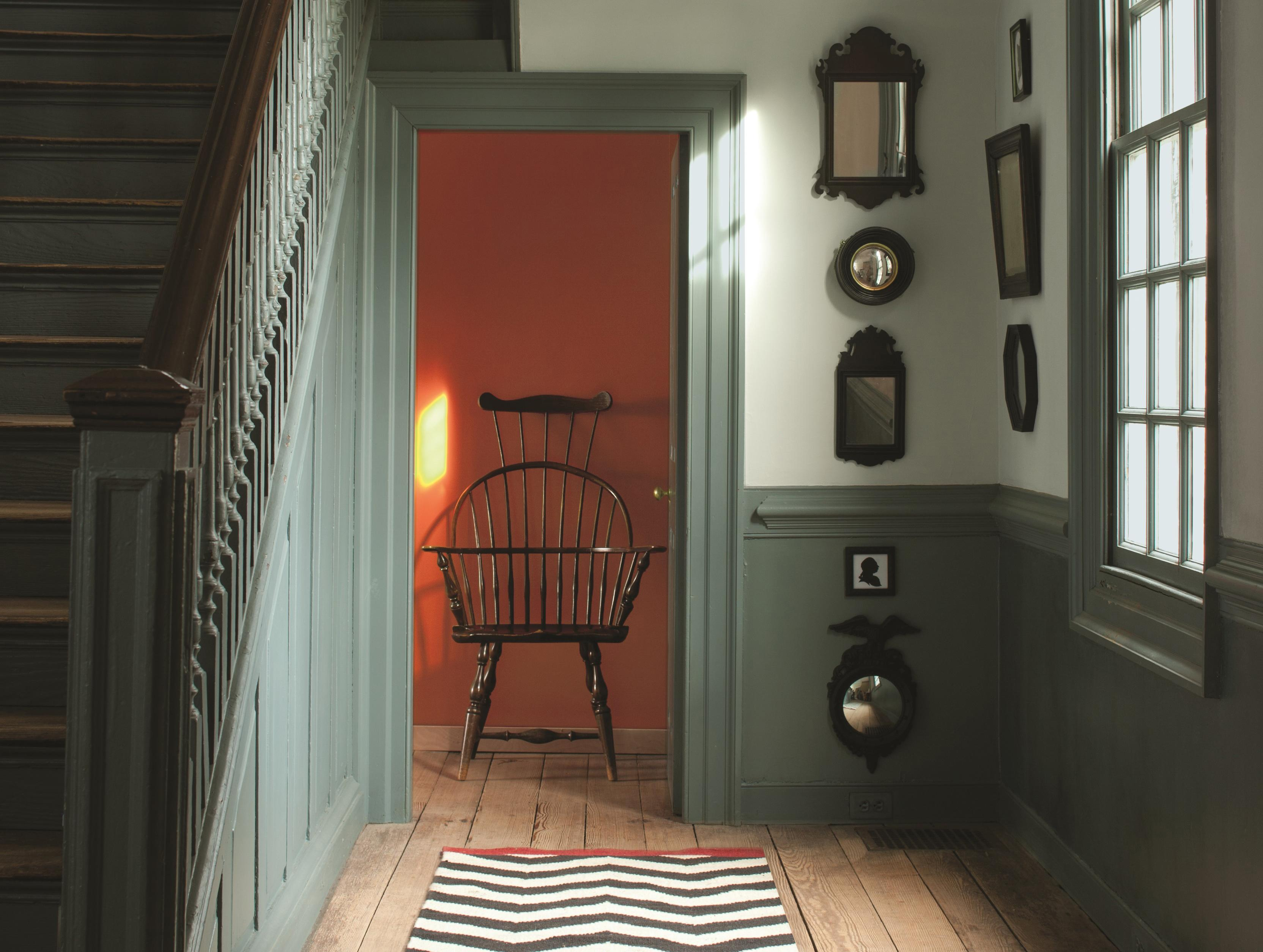 Wythe Blue Sherwin Williams For A Look Thats Truly Timeless Choose Historical Paint Colors