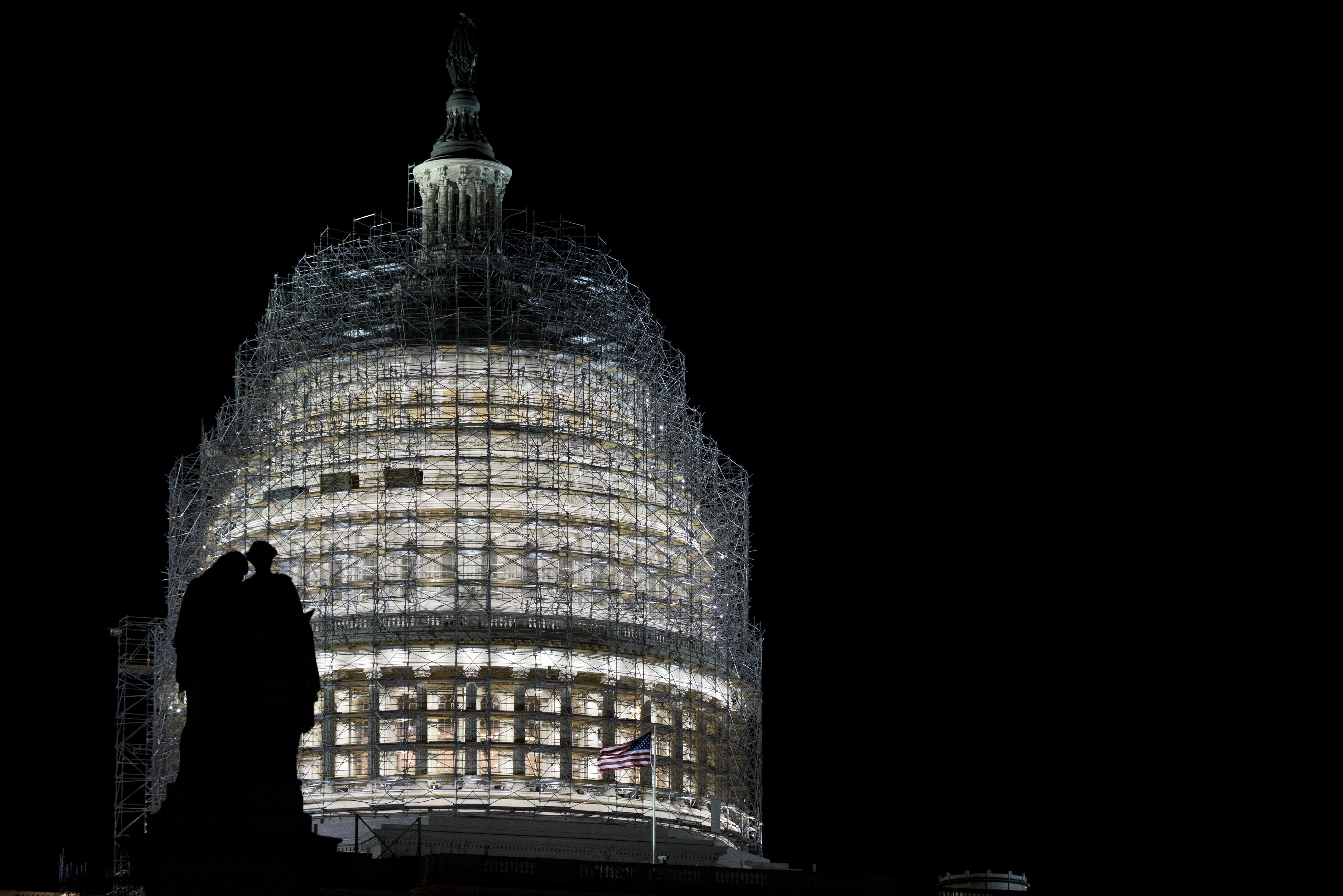 New Capitol Dome A Refurbished Symbol Of Unity To Be Unveiled