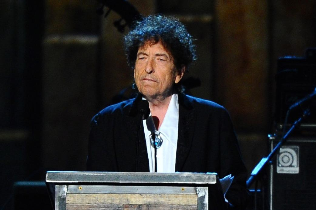 Bob Dylan has something else to do
