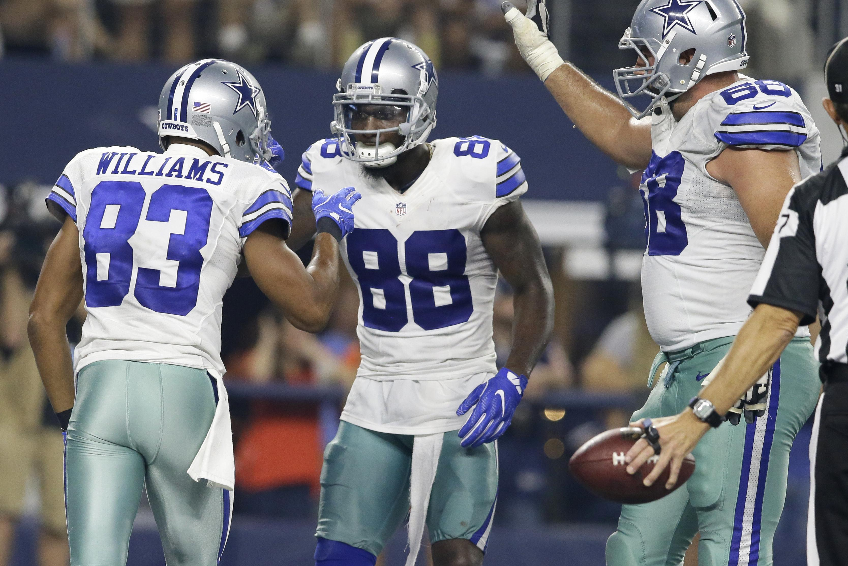 Dez Bryant Brags On Cowboys Chemistry And Leans On It Too