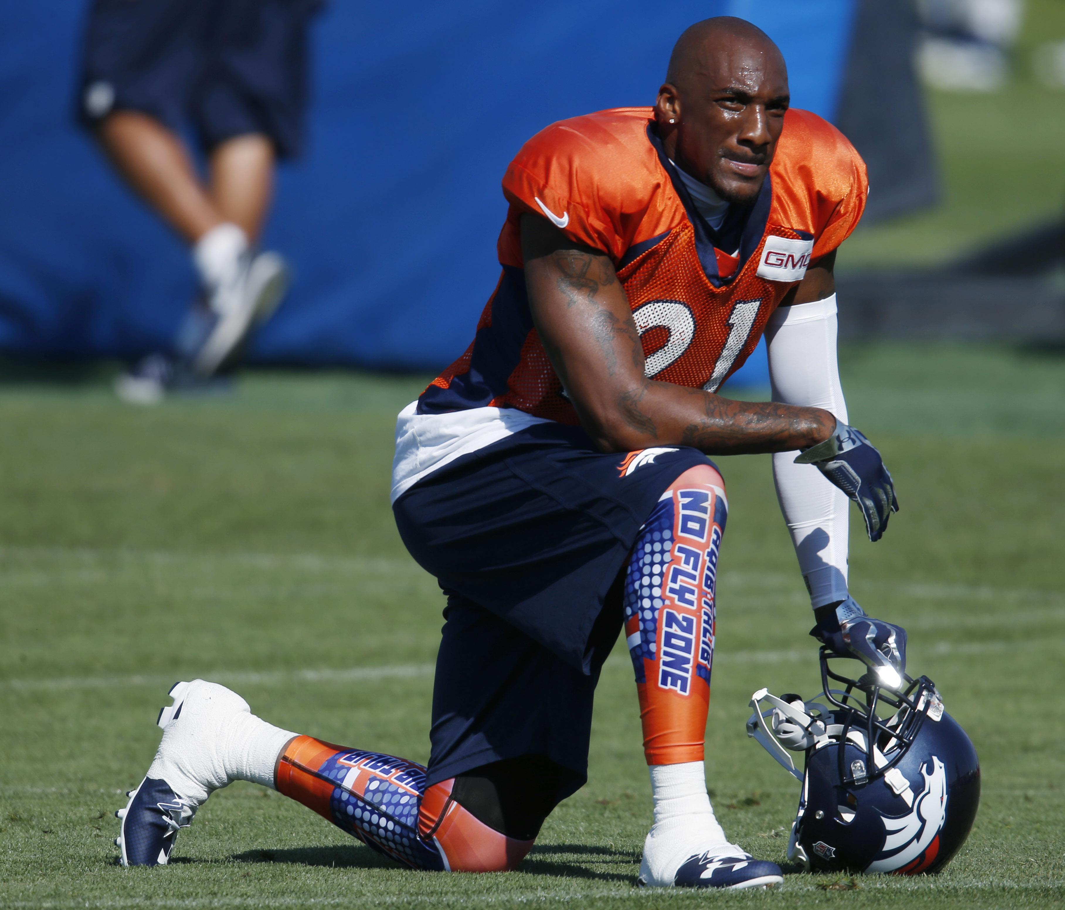 Aqib Talib Derek Wolfe back for Broncos stretch run