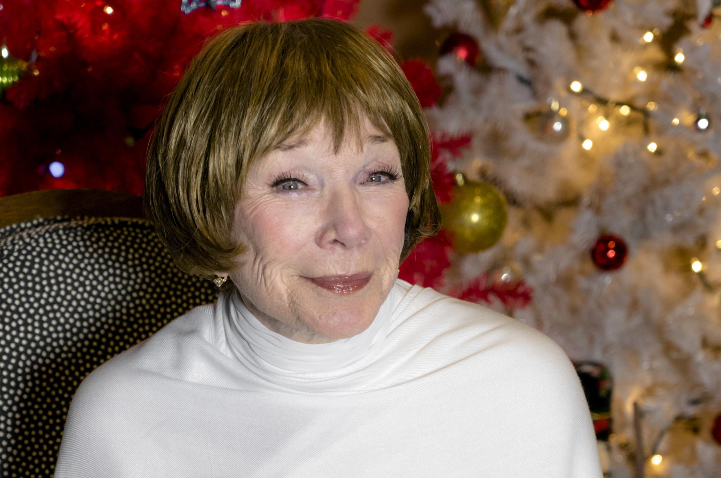 Shirley MacLaine is angelic in \'Heavenly\' Hallmark TV movie | The ...