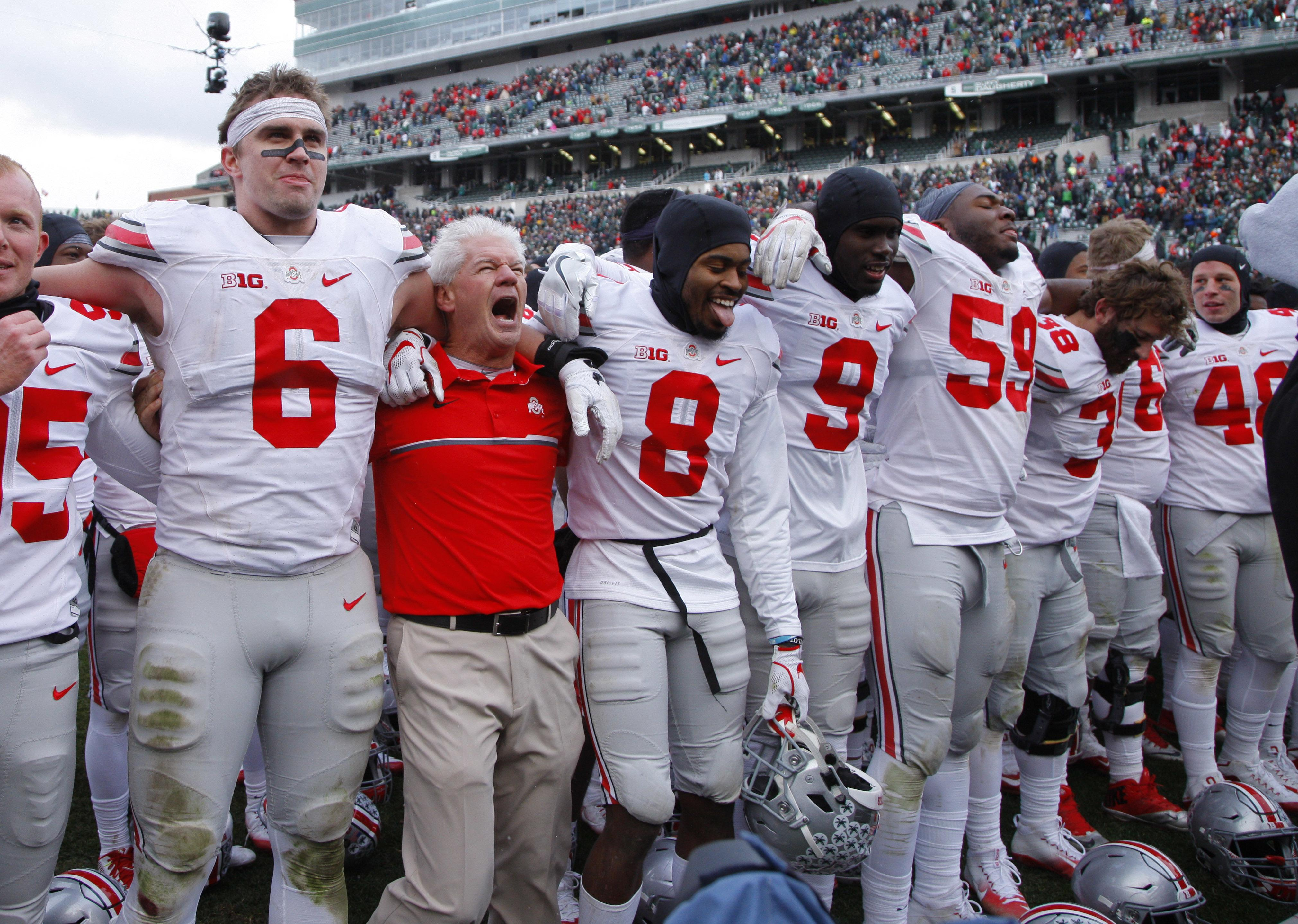 Latest Playoff Rankings Look Promising For Ohio State The