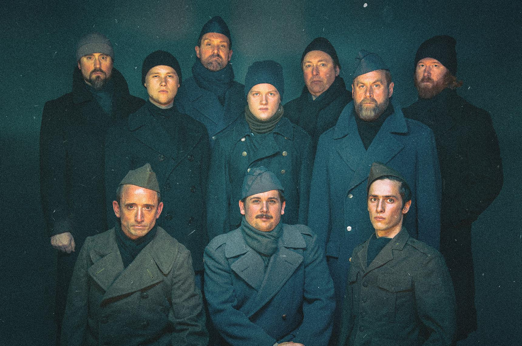 the cast of all is calm will tell the story of the 1914 christmas - All About Christmas Eve Cast