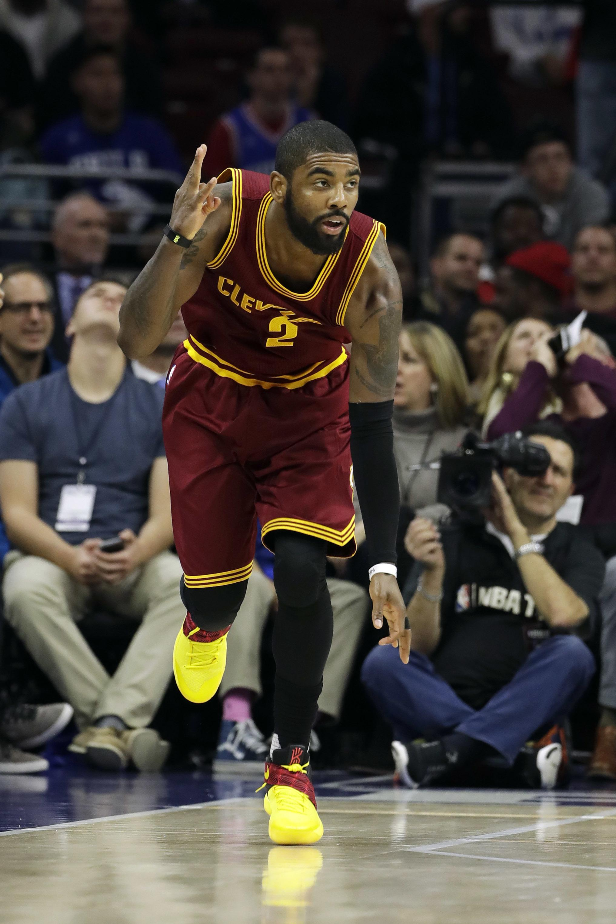 plus récent c5f0e a5879 NBA: Irving scores season-high 39 in Cavaliers' win   The ...